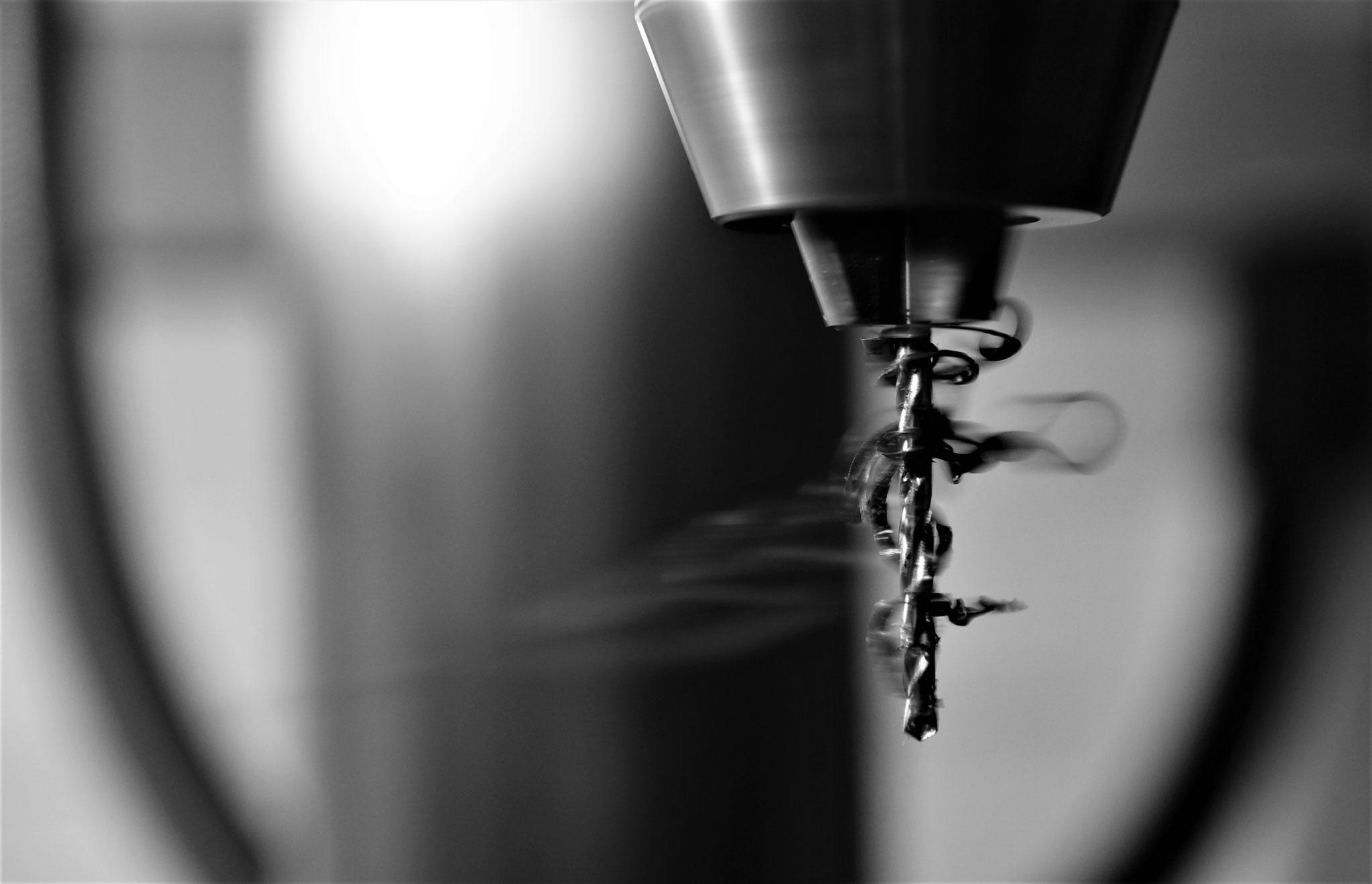 CNC Fräsen und Drehen - Fertigung
