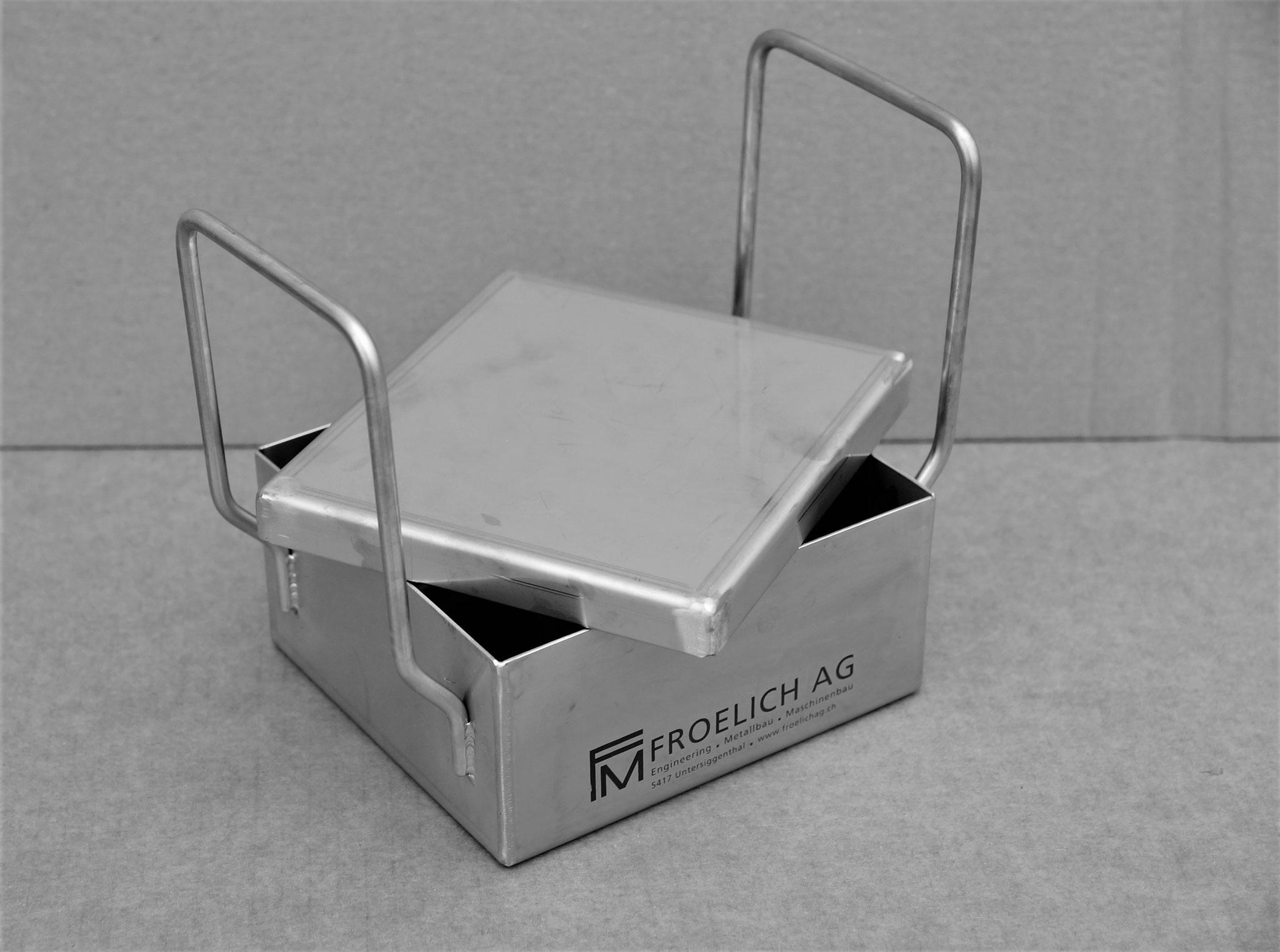 Säurebeständige Box