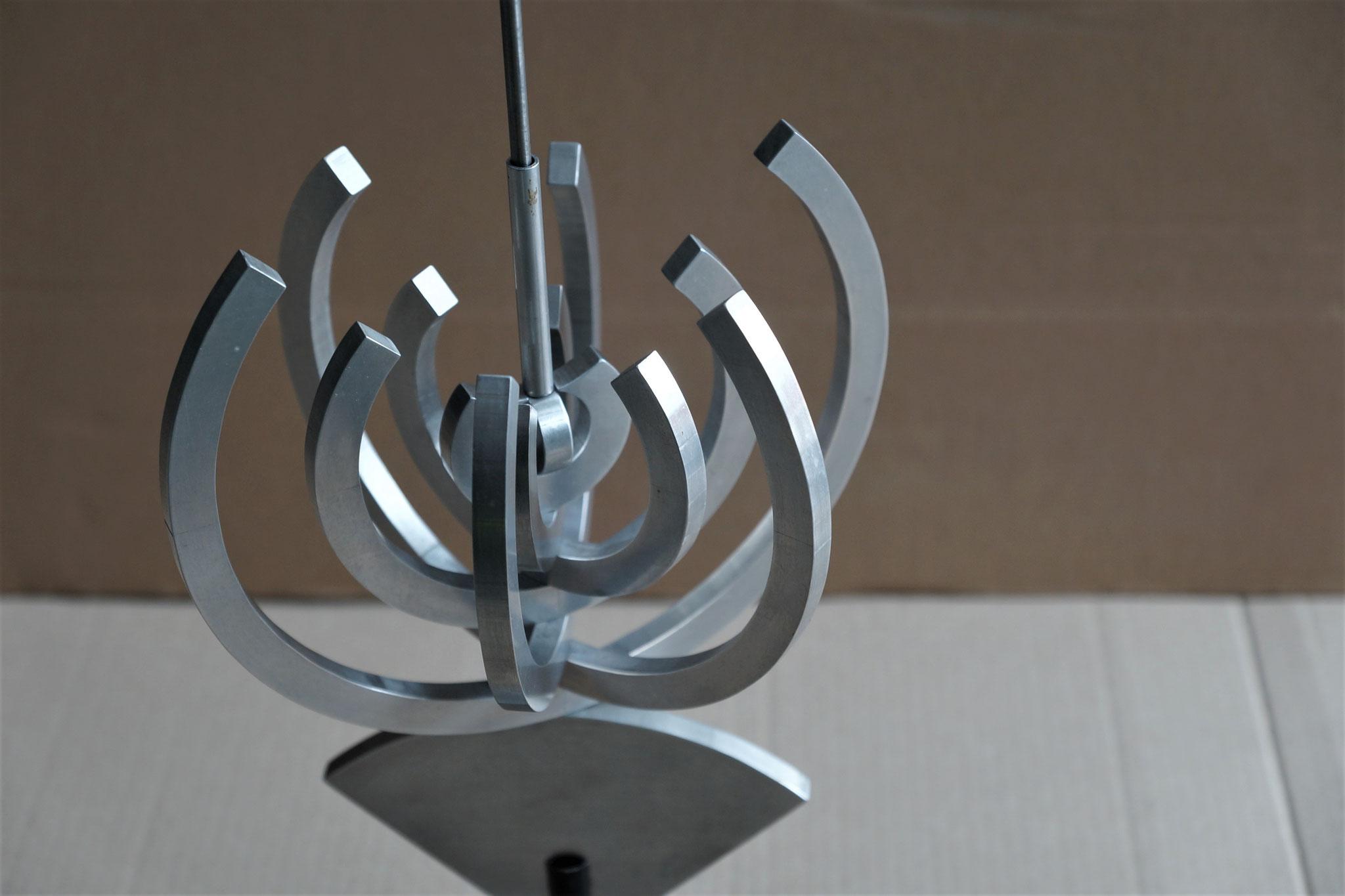 Restauration einer Skulptur von Willi Gutmann