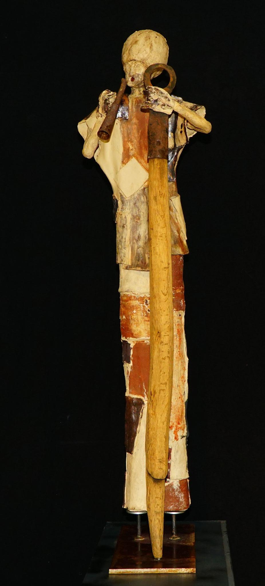 Der Rufer ca. 150 x 50 cm