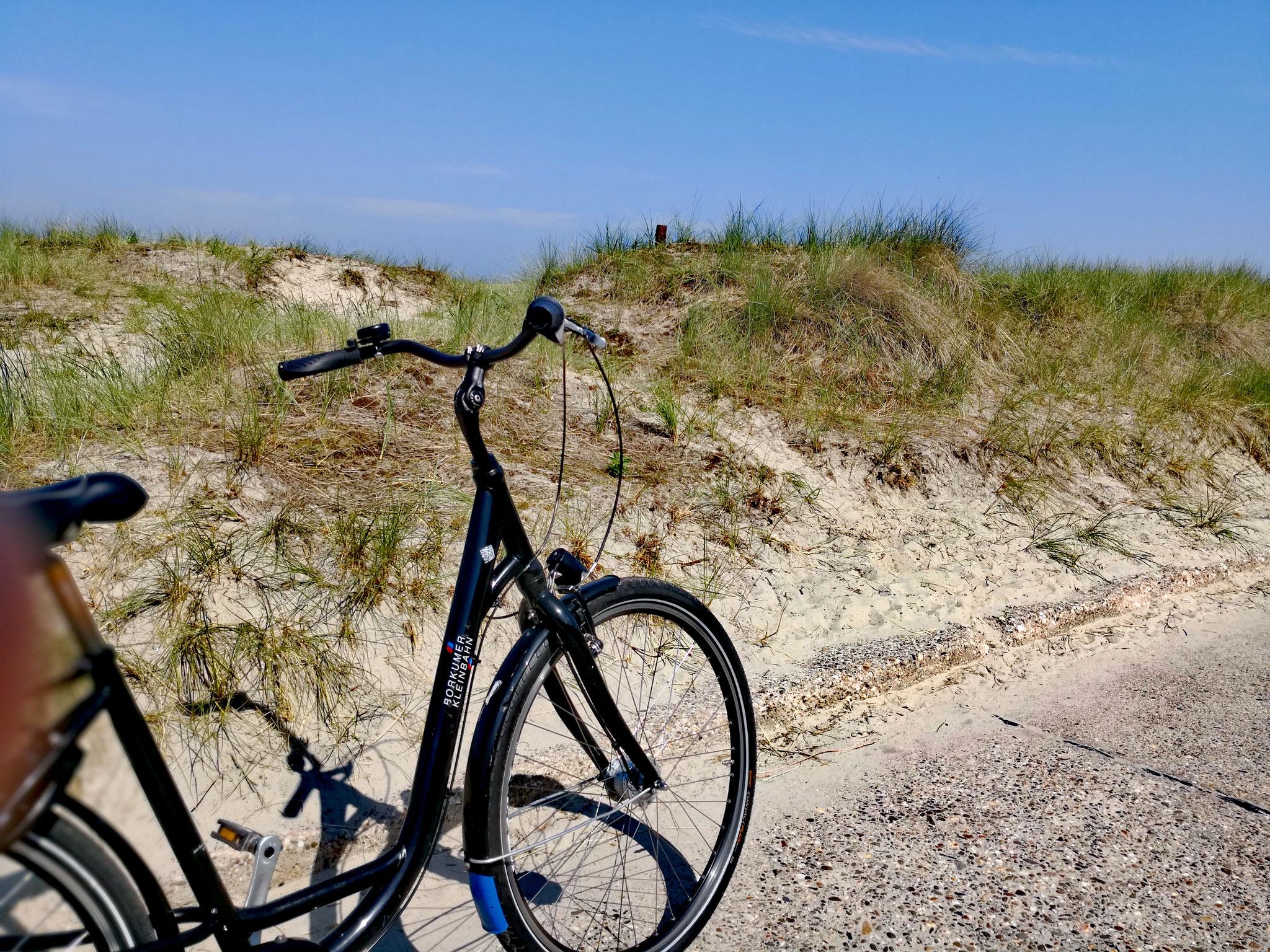 Borkum Karte Fahrradwege.Nordsee Insel Borkum Mamicheck Ch Erholsame Ferien Dank