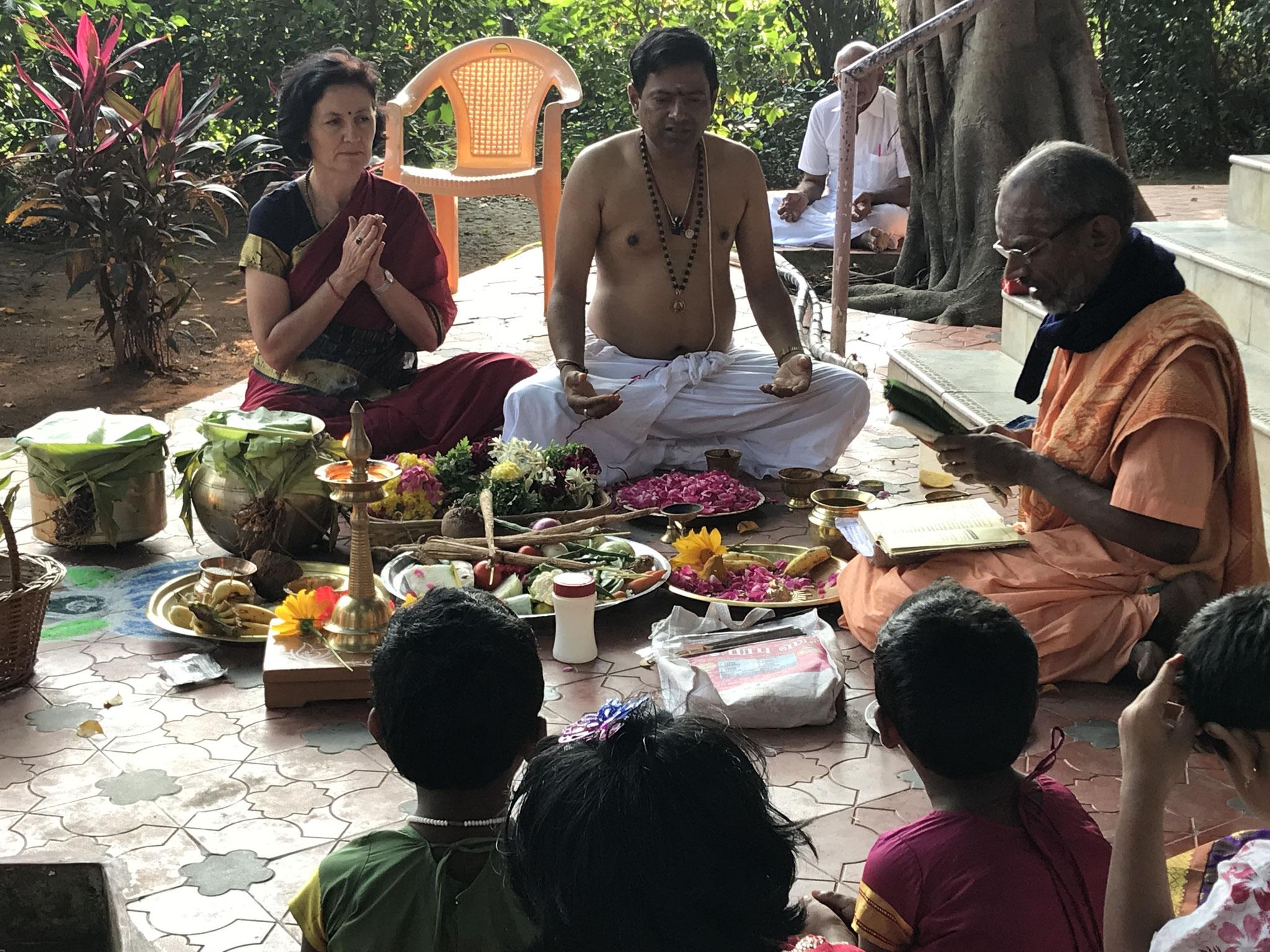 Surya Narayana Pooja