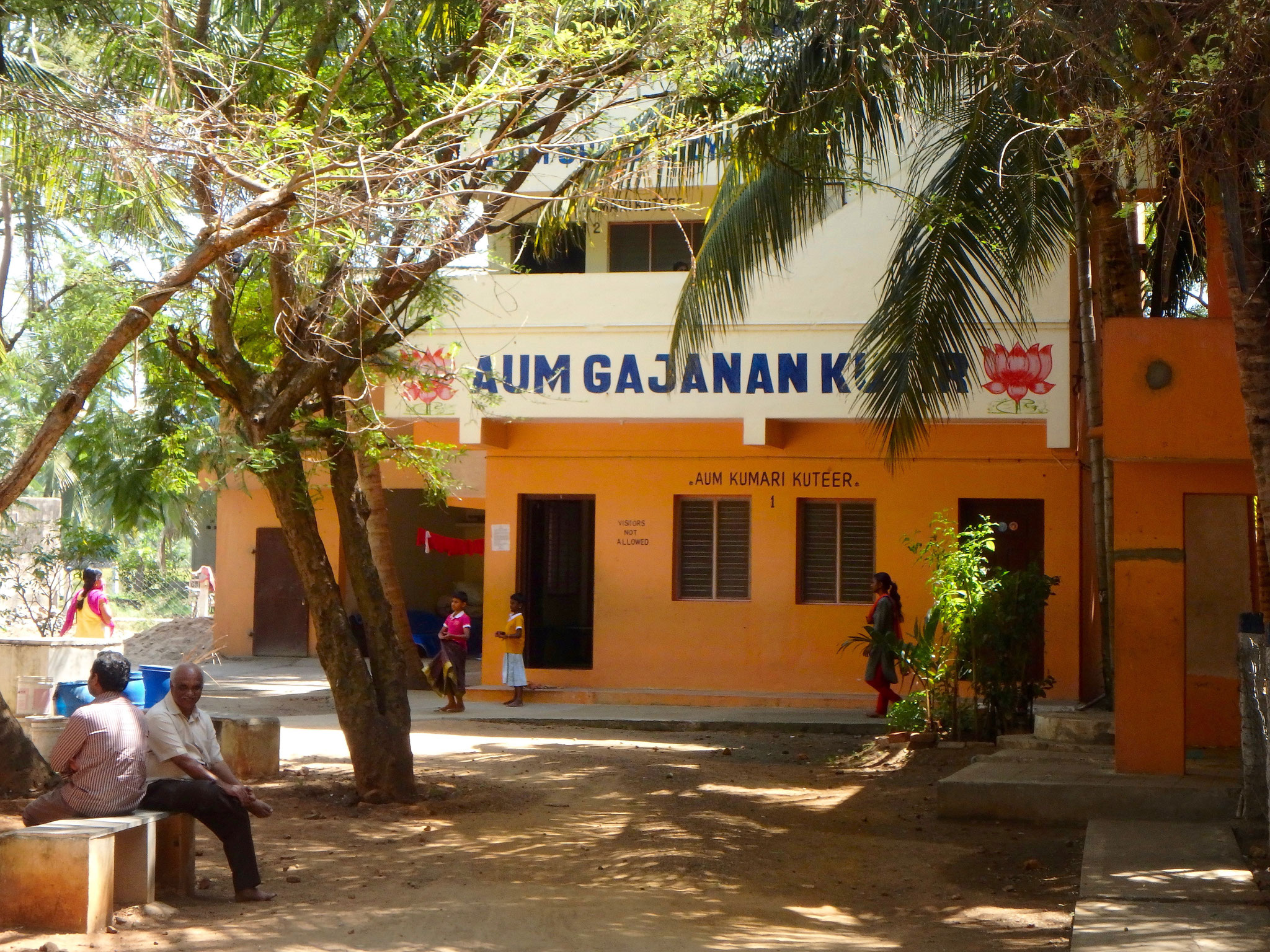 Girls' Hostel Building