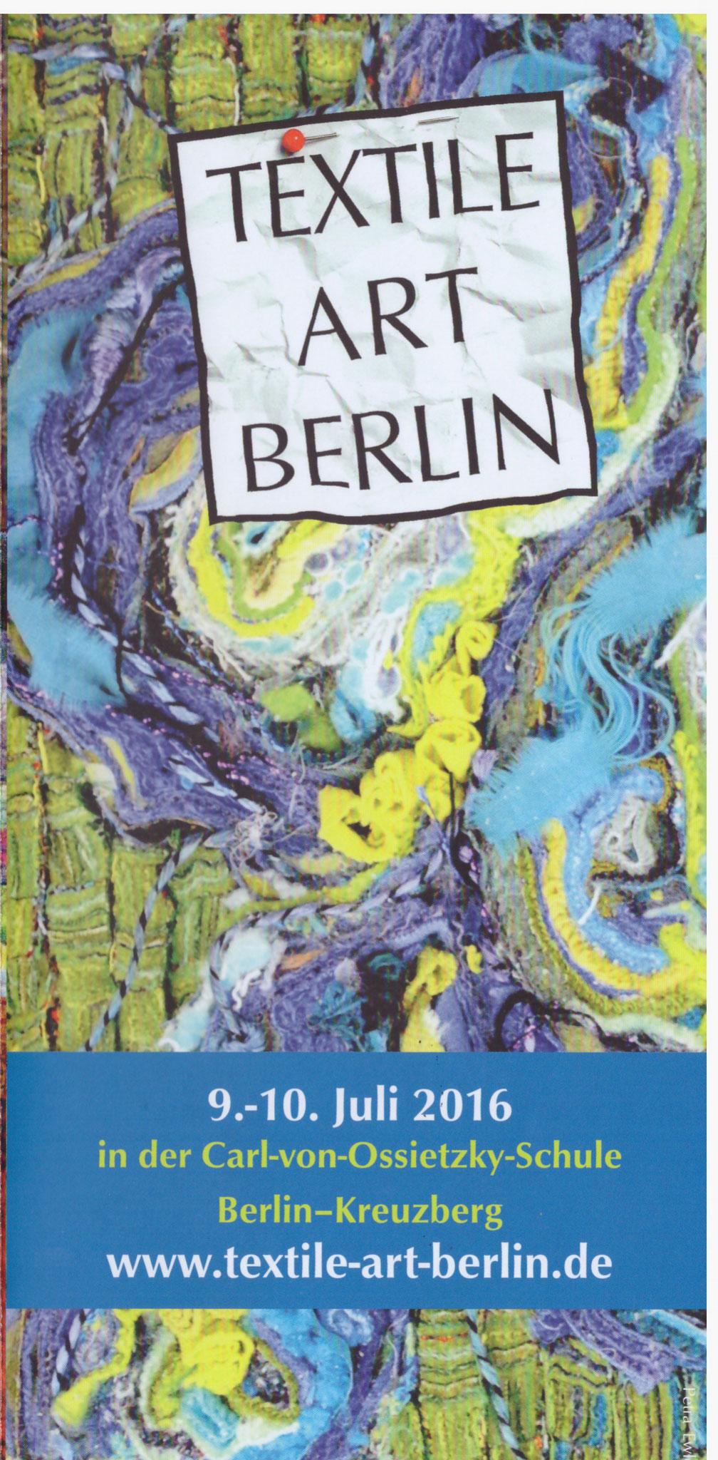 Textile Art Berlin, 2016