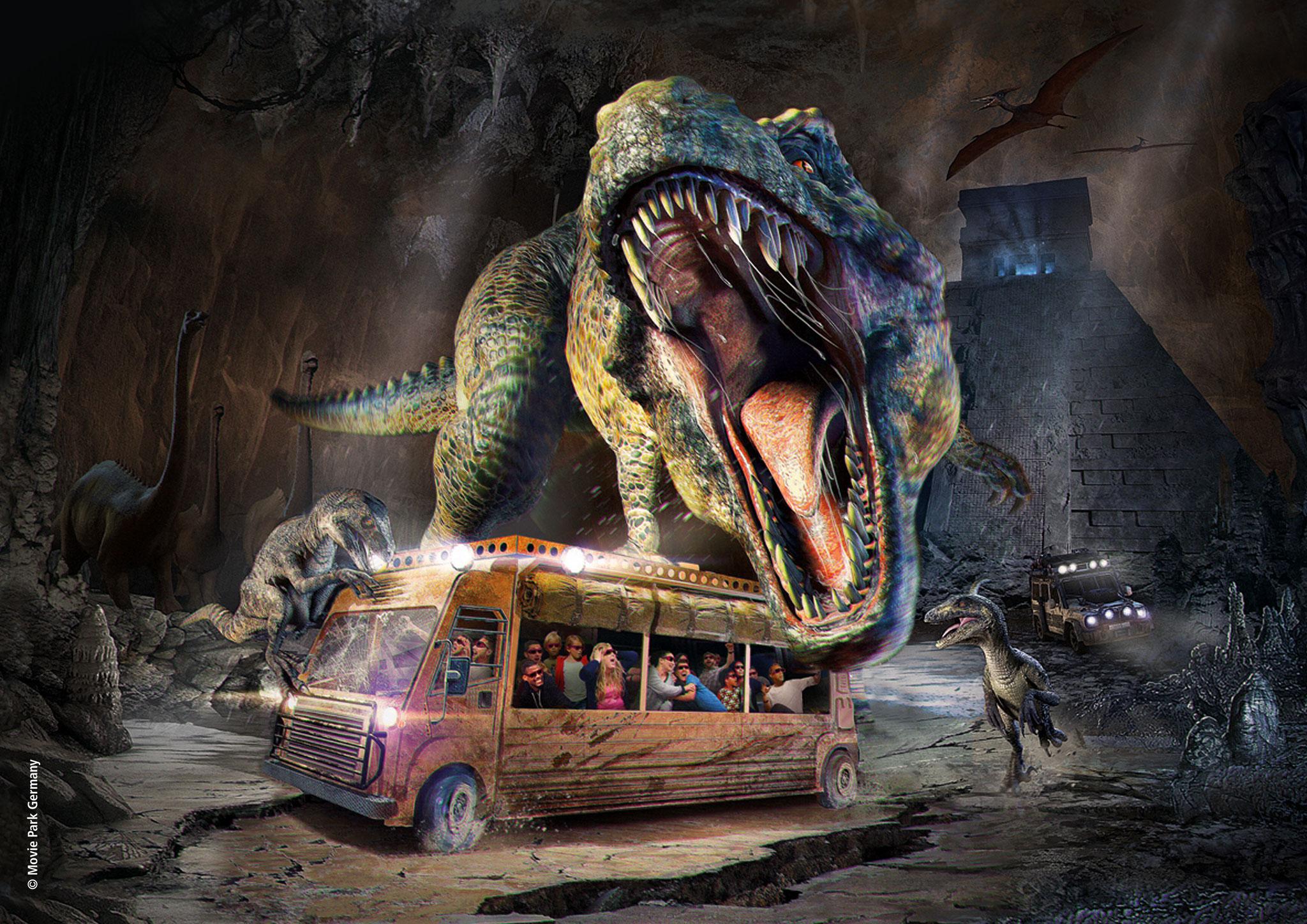 Dinosaurier haben hier Jahrmillionen überlebt