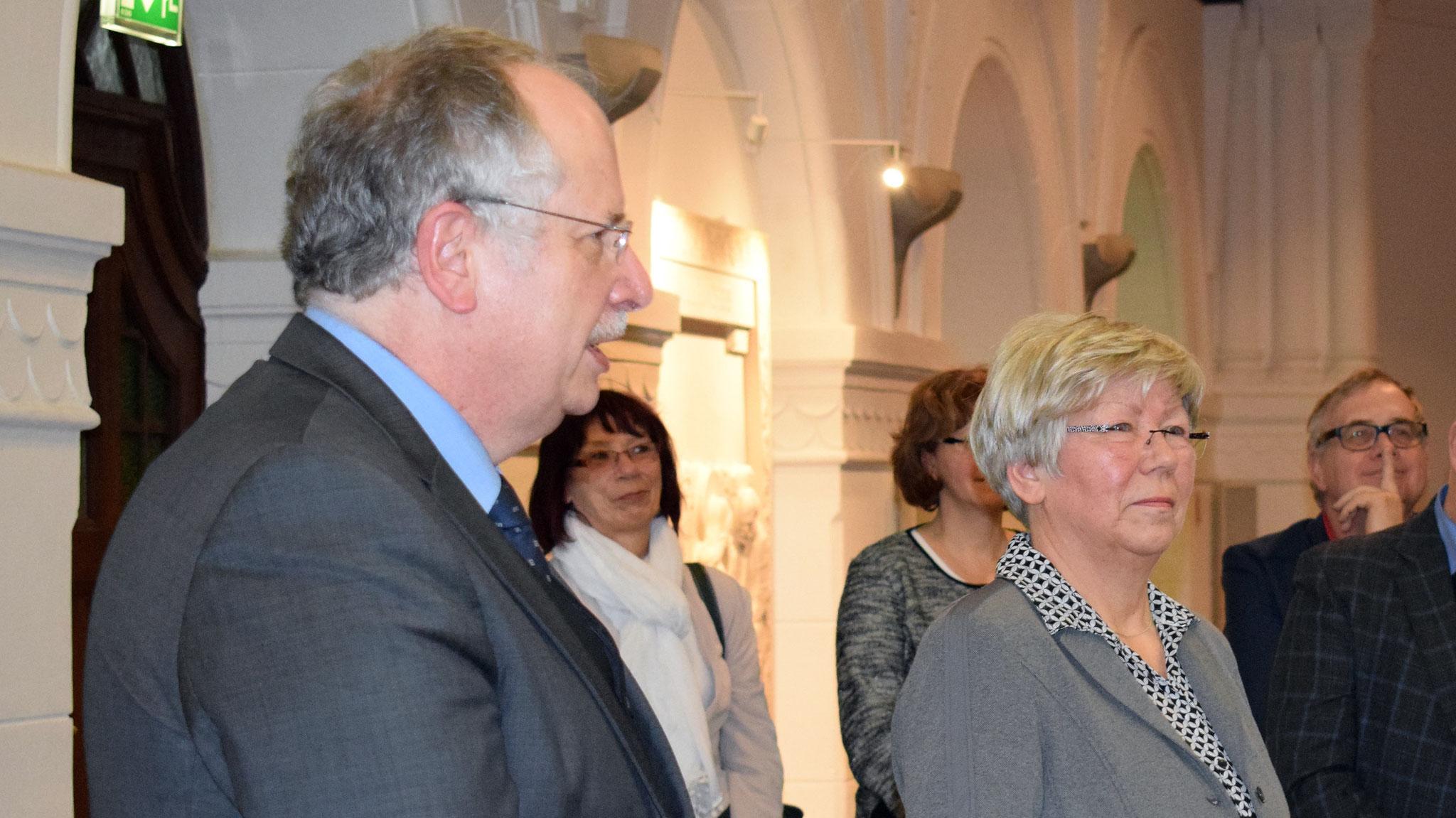 Foto Kanzlerstiftung: Stiftungsdirektor Andreas Schindler, Monika Suhle und Daniela Schieke (v.l.n.r.)