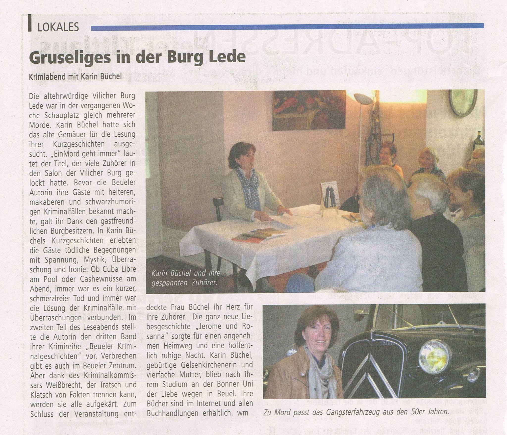 Wir in Beuel, 16. Mai 2014