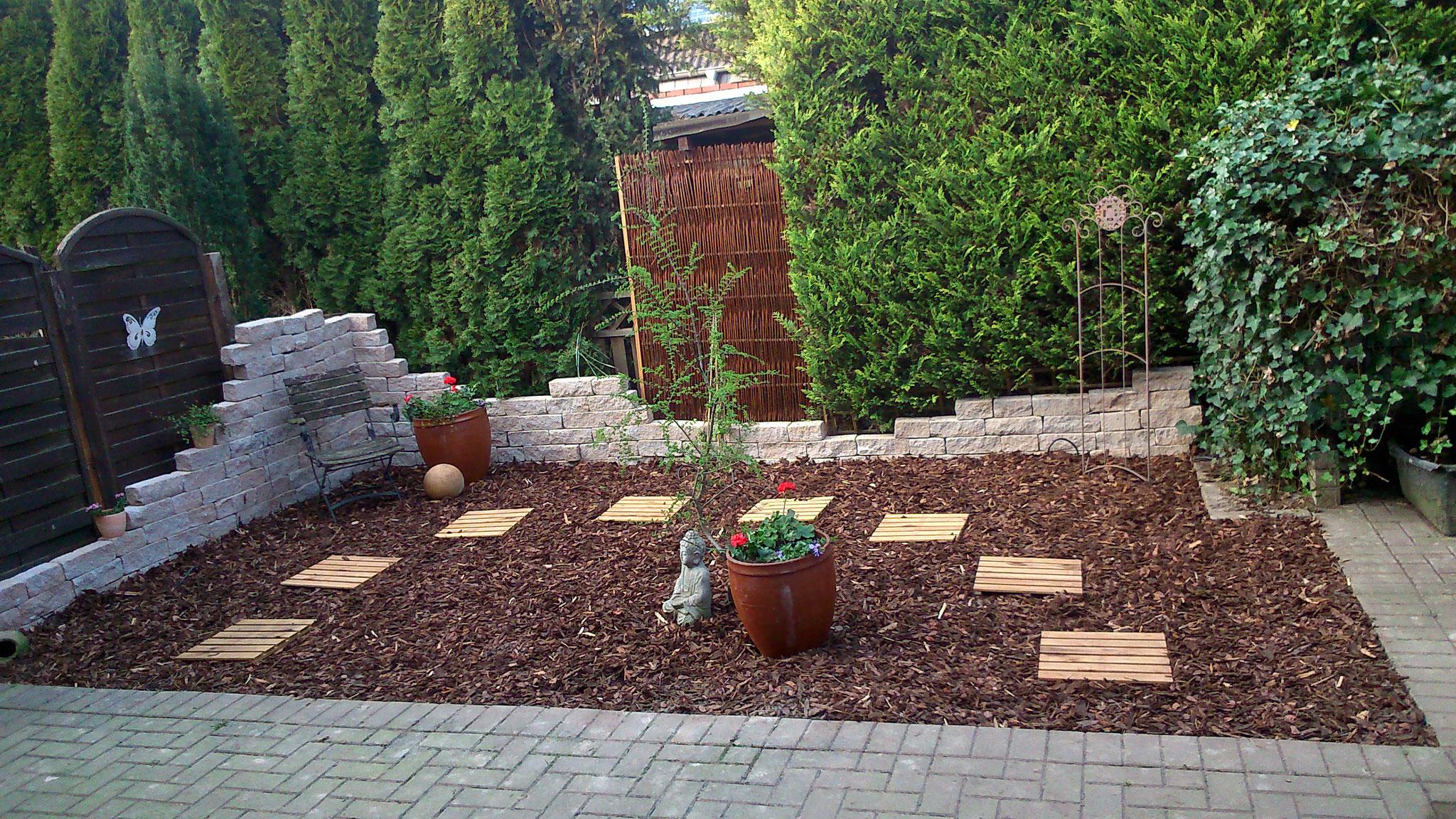Ein kleiner einblick in meine arbeit for Gartengestaltung app