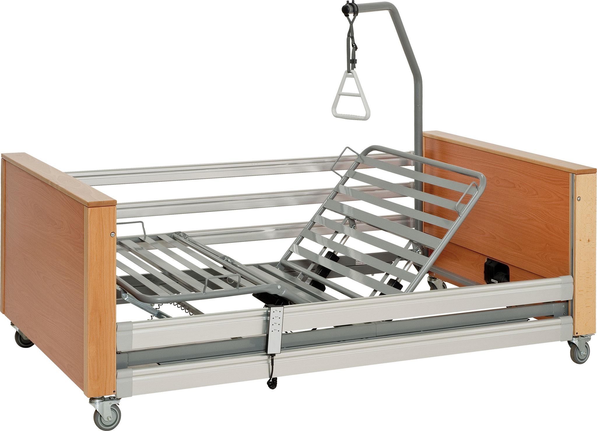 Schwerlastbett bis 300 kg belastbar