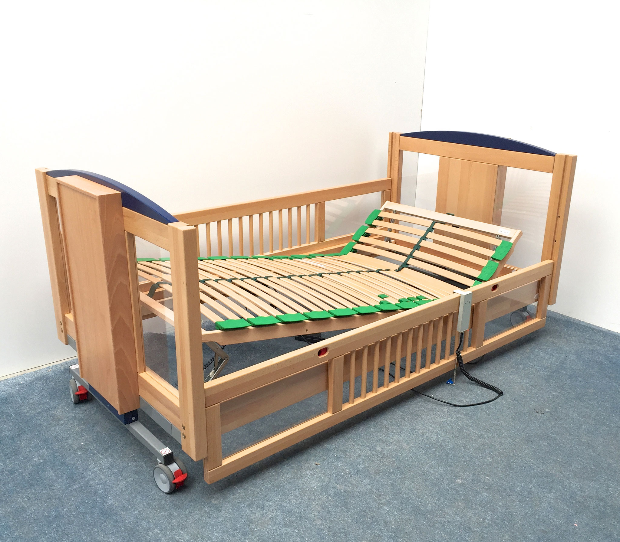 KayserBetten Kinderpflegebett Modell Emma