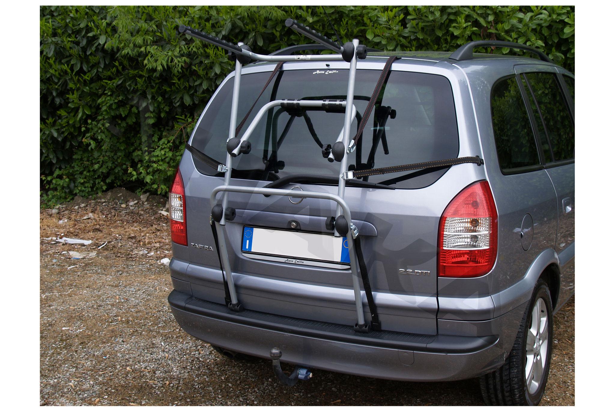 Für Renault Twingo II 3-Tür 07-11 Anhängerkupplung starr ABE