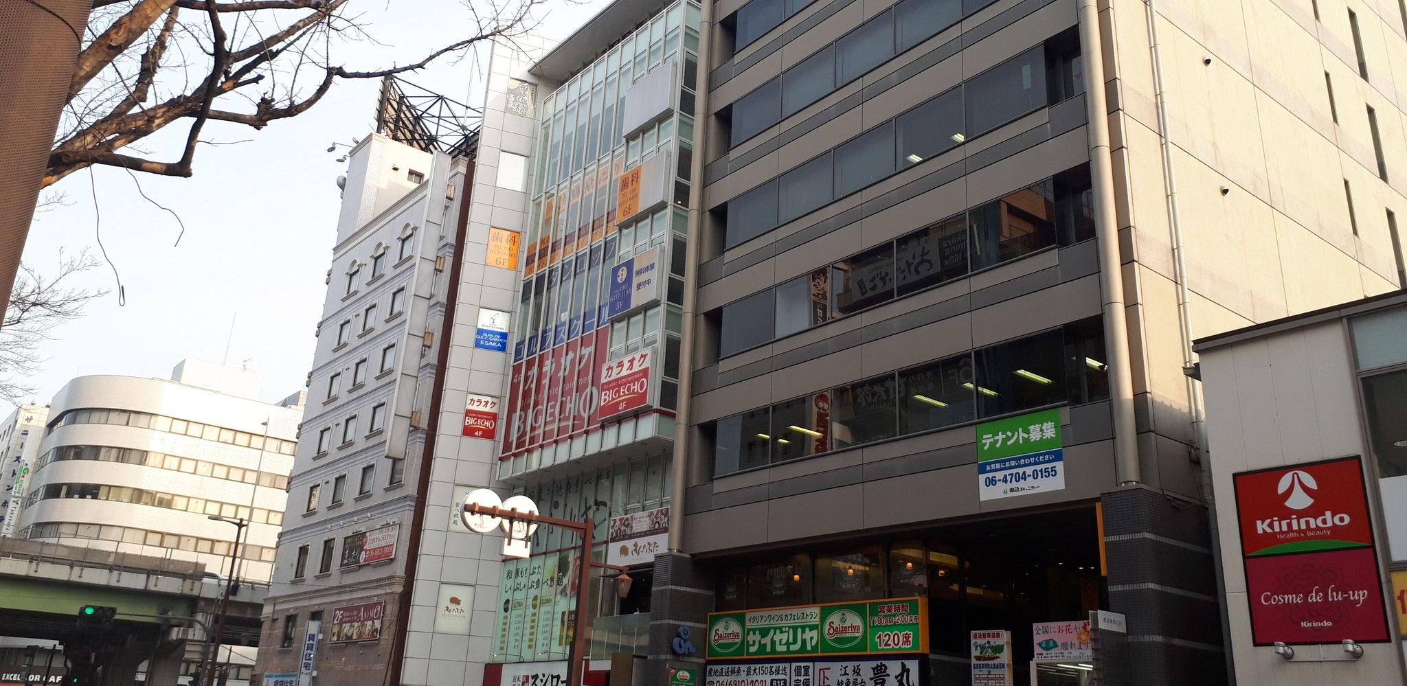 江坂駅徒歩1分