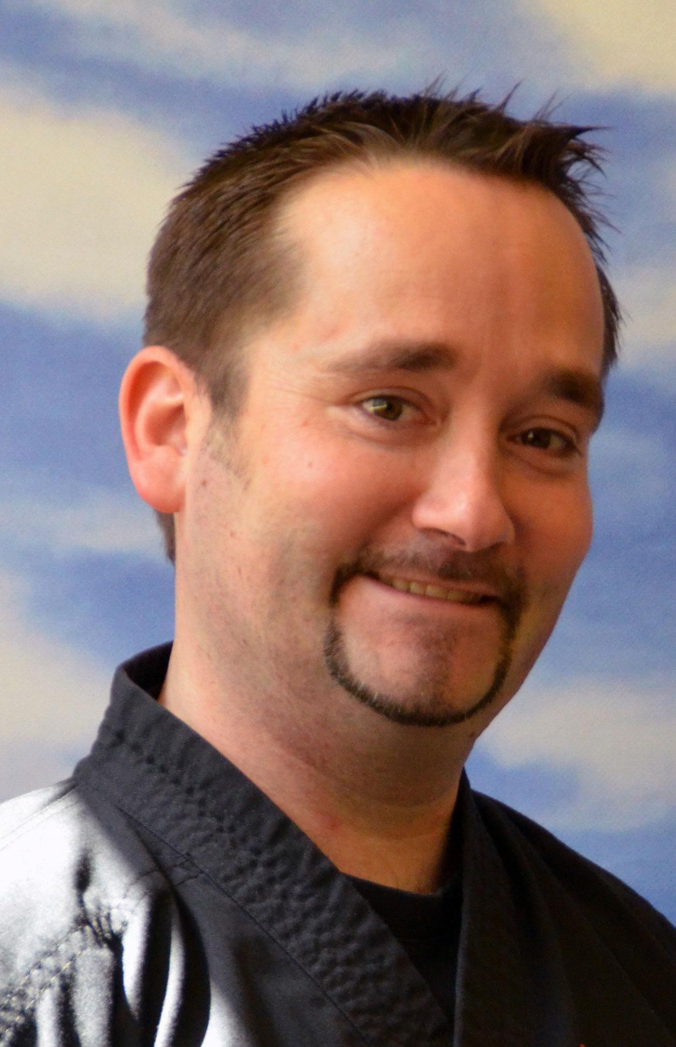 Alexander Gross 5. Dan - Geschäftsführer Kick-Point