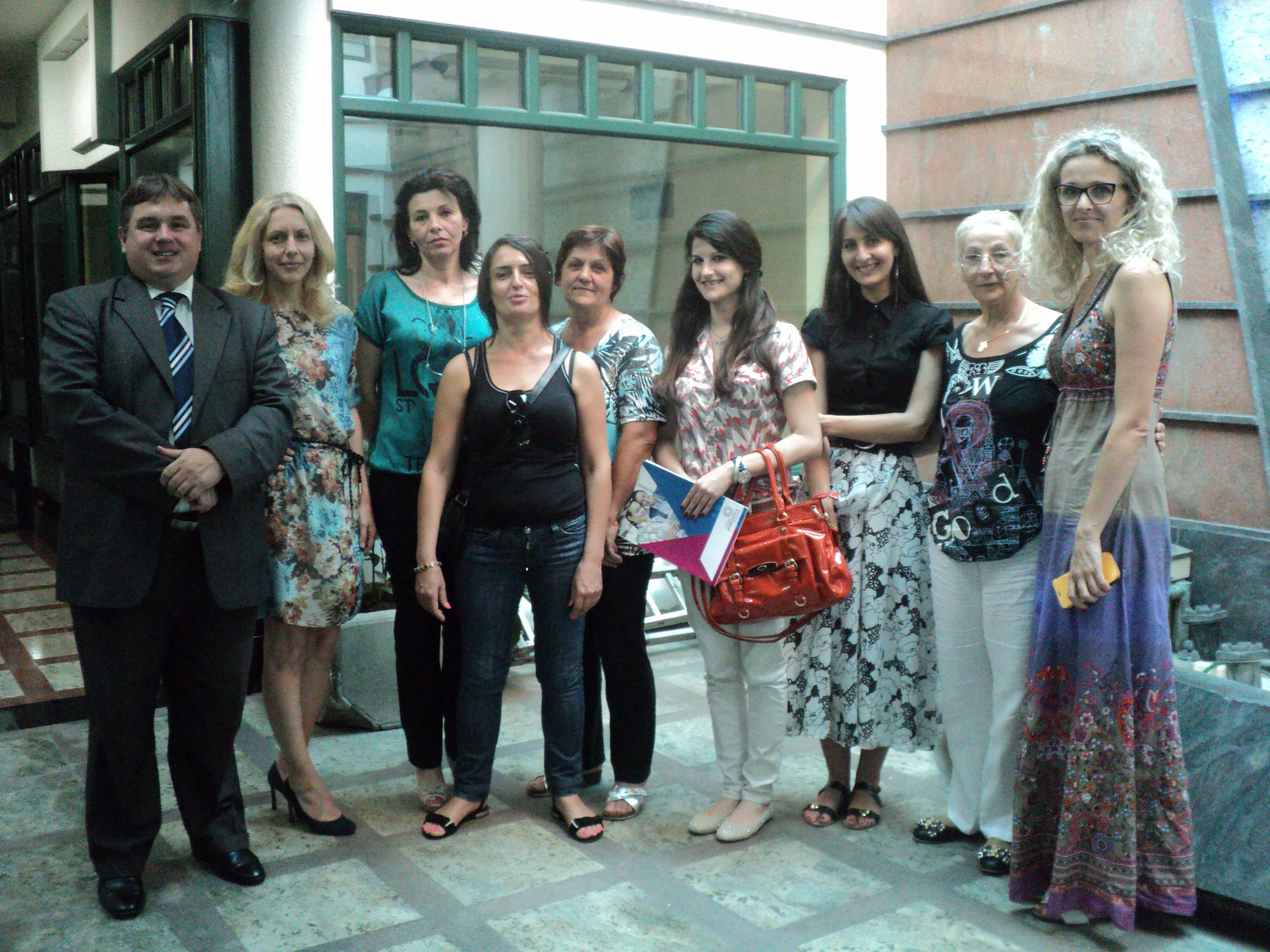 2014 | Lida initiates and founds the first Montenegro High Fashion Tailor's Association