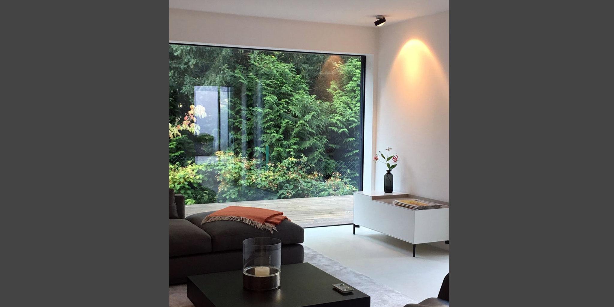 Architekten Frankfurt – Umbau Einfamilienhaus in Bad-Homburg, Architekturbüro Frick.Reichert Architekten