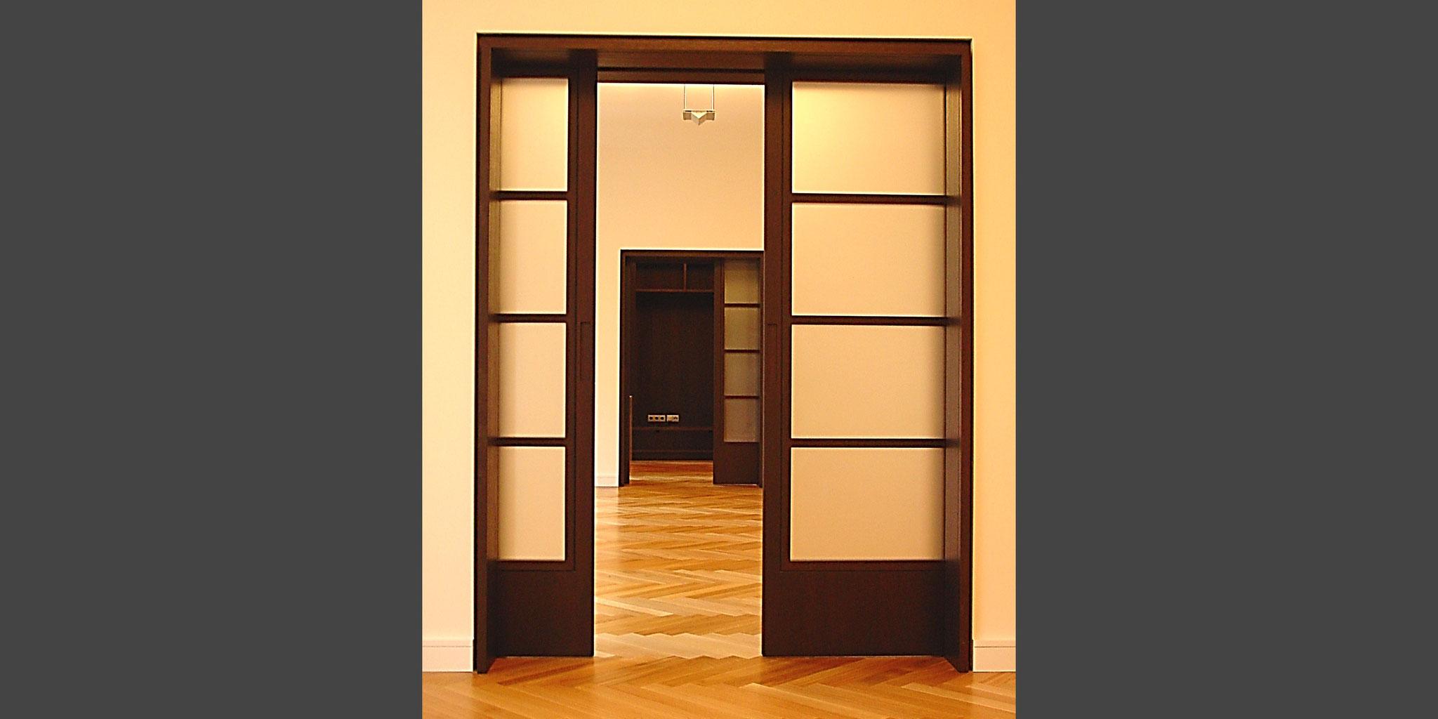 Architekten Frankfurt – Umbau Altbauwohnung in Frankfurt Bockenheim, Architekturbüro Frick.Reichert Architekten