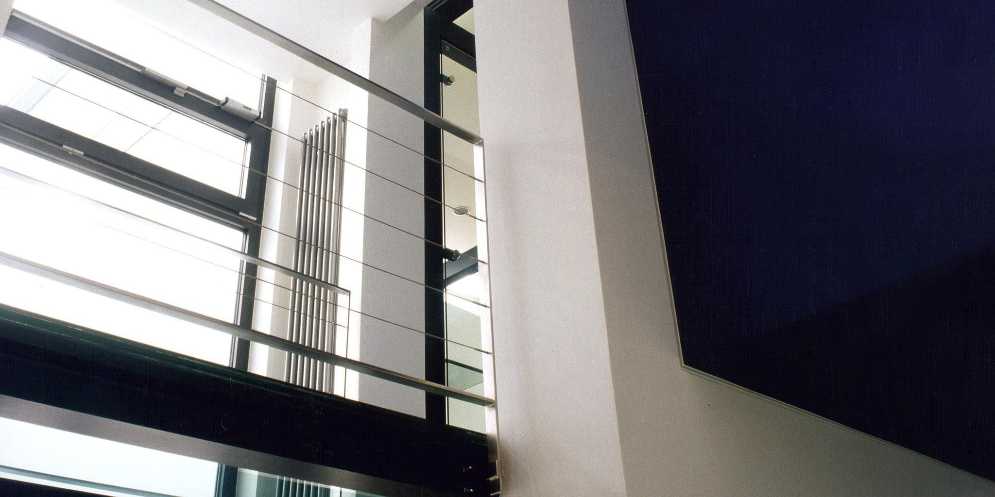 Architekten Frankfurt – Um- und Anbau Wohnhaus in Frankfurt Niederrad, Architekturbüro Frick.Reichert Architekten