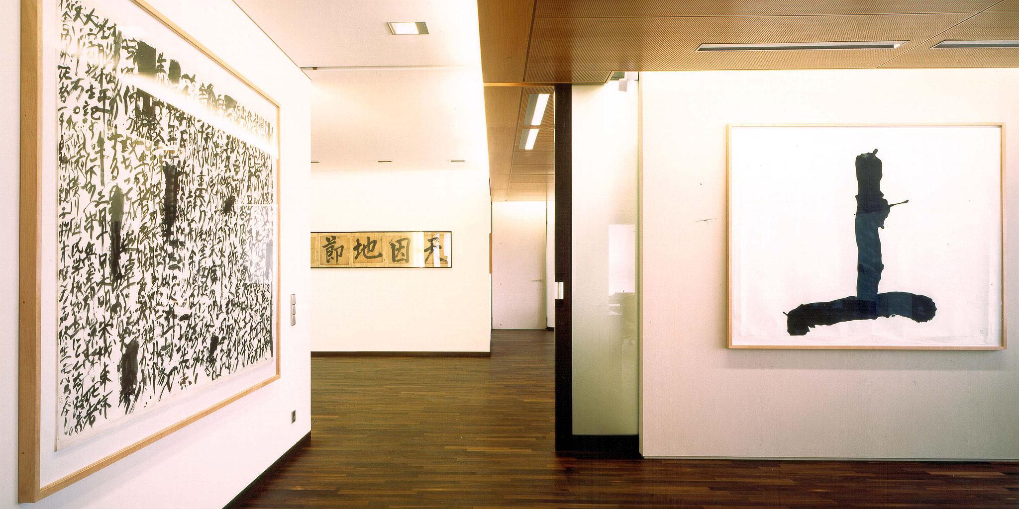 Architekten Frankfurt – Umbau und Neugestaltung Atelier Vasata in Düsseldorf, Architekturbüro Frick.Reichert Architekten