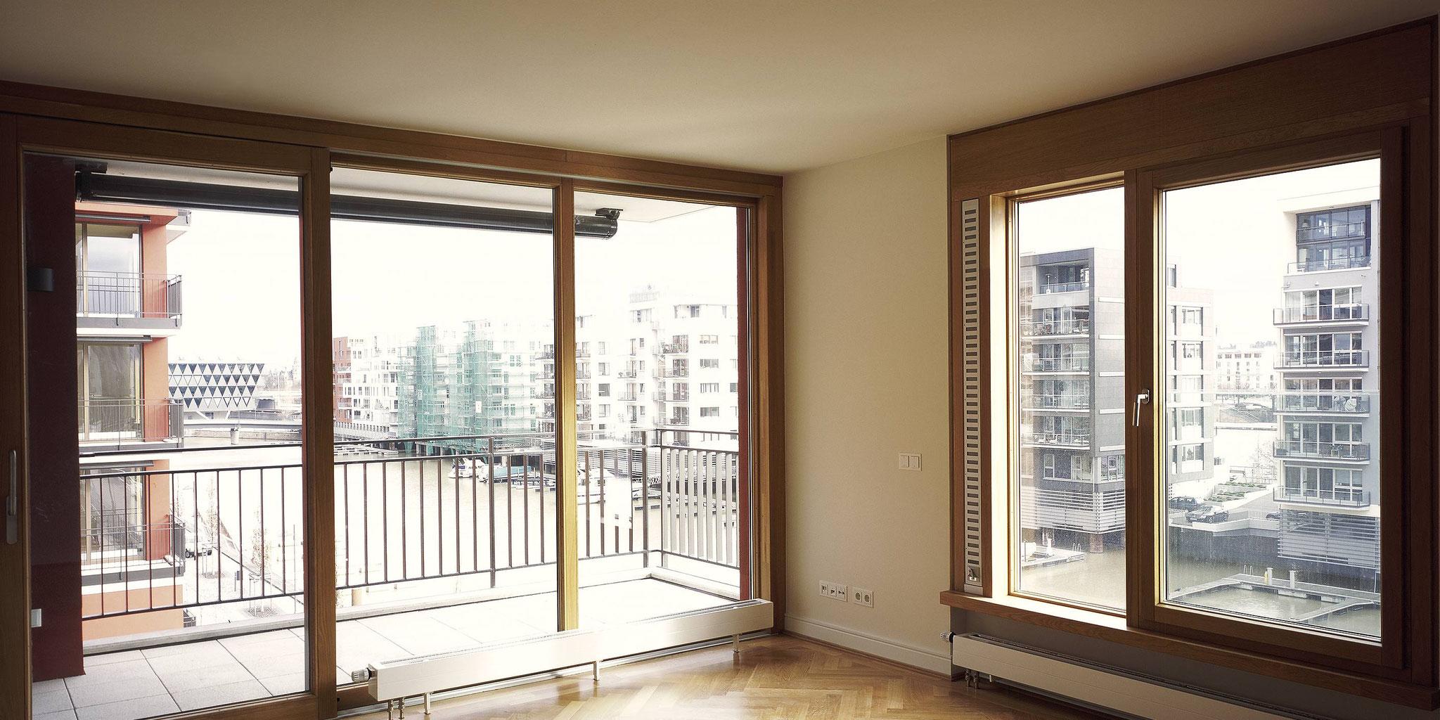 Neubau Wohngebäude für Senioren, Cronstettenhaus –  Frankfurt Westhafen, Frick.Reichert Architekten