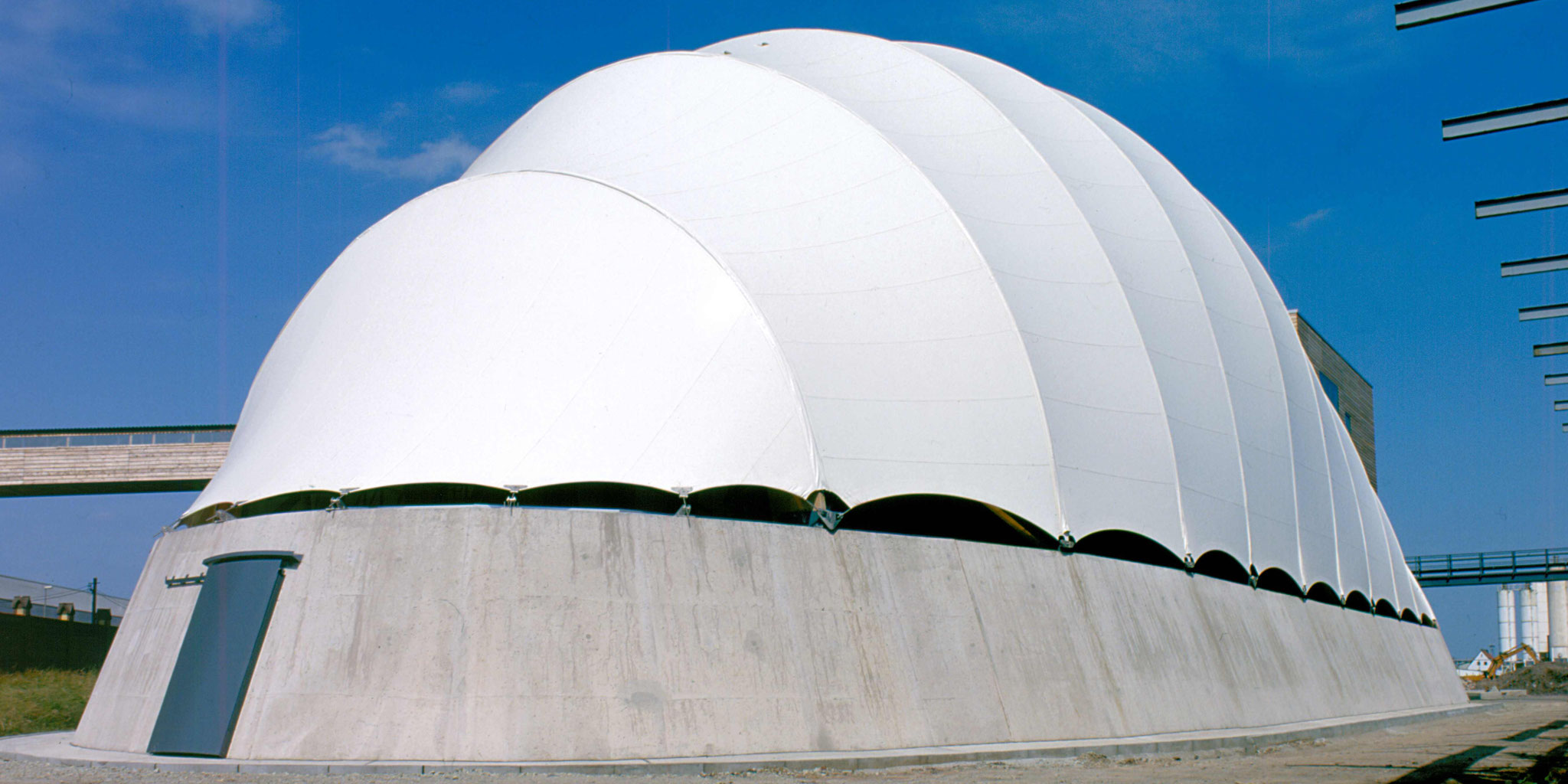 Neubau Chemie- und Industriepark Deusa International – Bleicherode, Frick.Reichert Architekten
