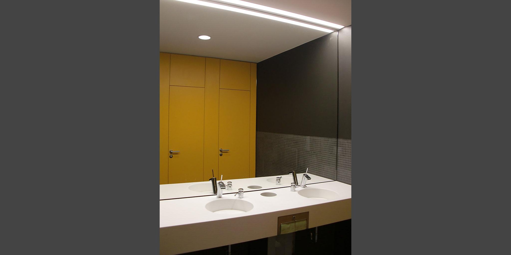 Architekten Frankfurt – Um- und Ausbau von 3 Büroetagen für SALT Solutions in Würzburg, Architekturbüro Frick.Reichert Architekten