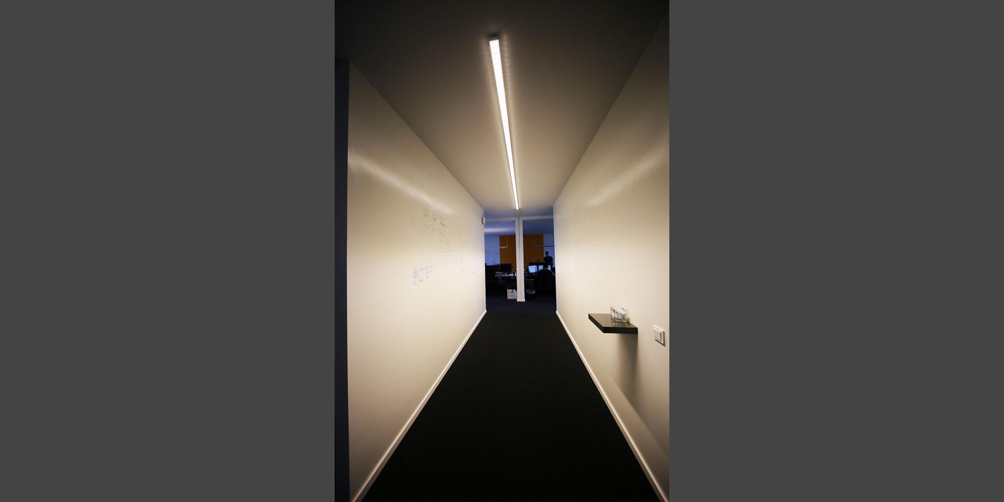 Architekten Frankfurt – Um- und Ausbau von Büroräumen für SALT Solutions in Würzburg, Architekturbüro Frick.Reichert Architekten