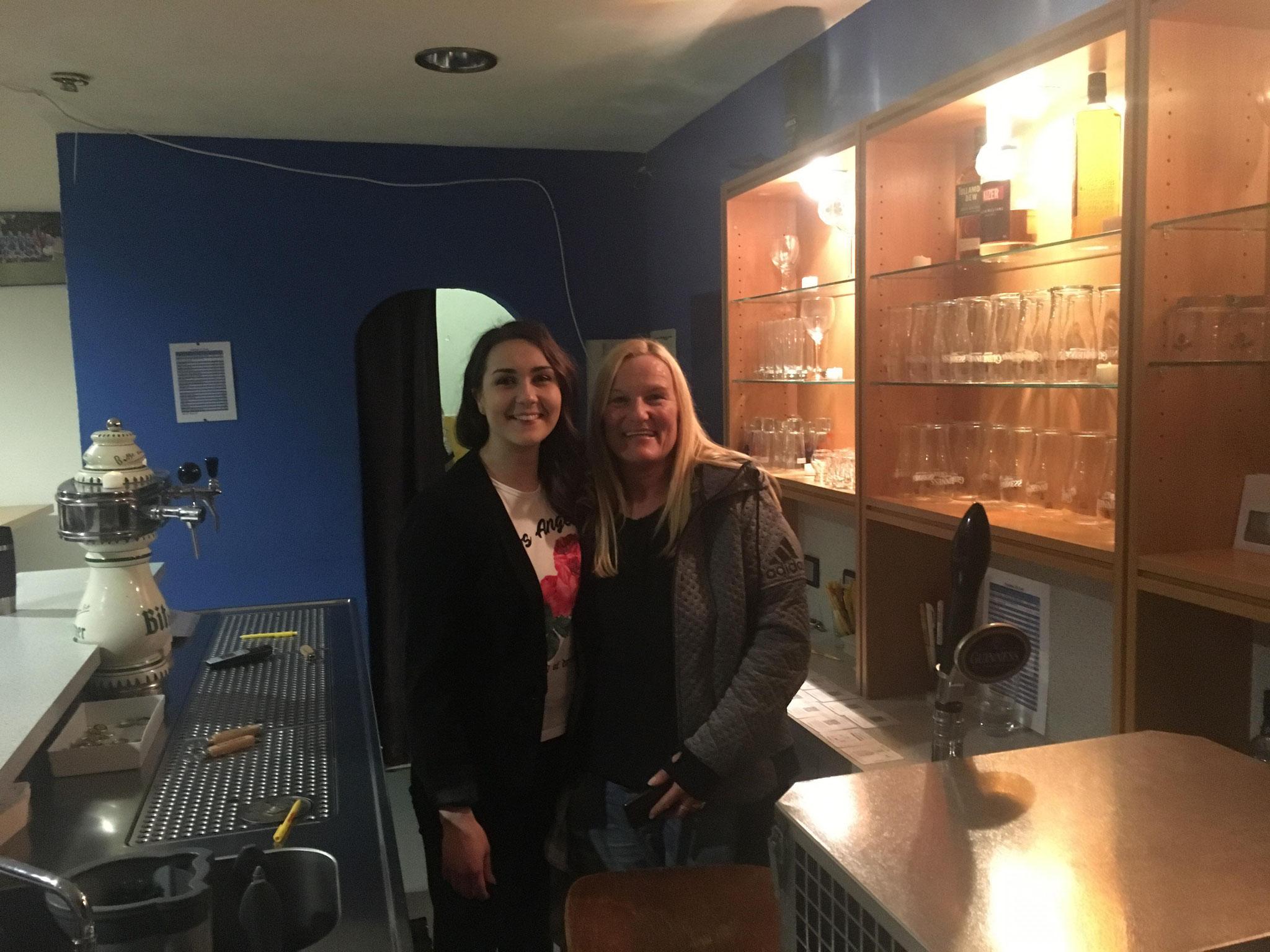 Winter Bauerturnier 2018 - Gisela und Miriam