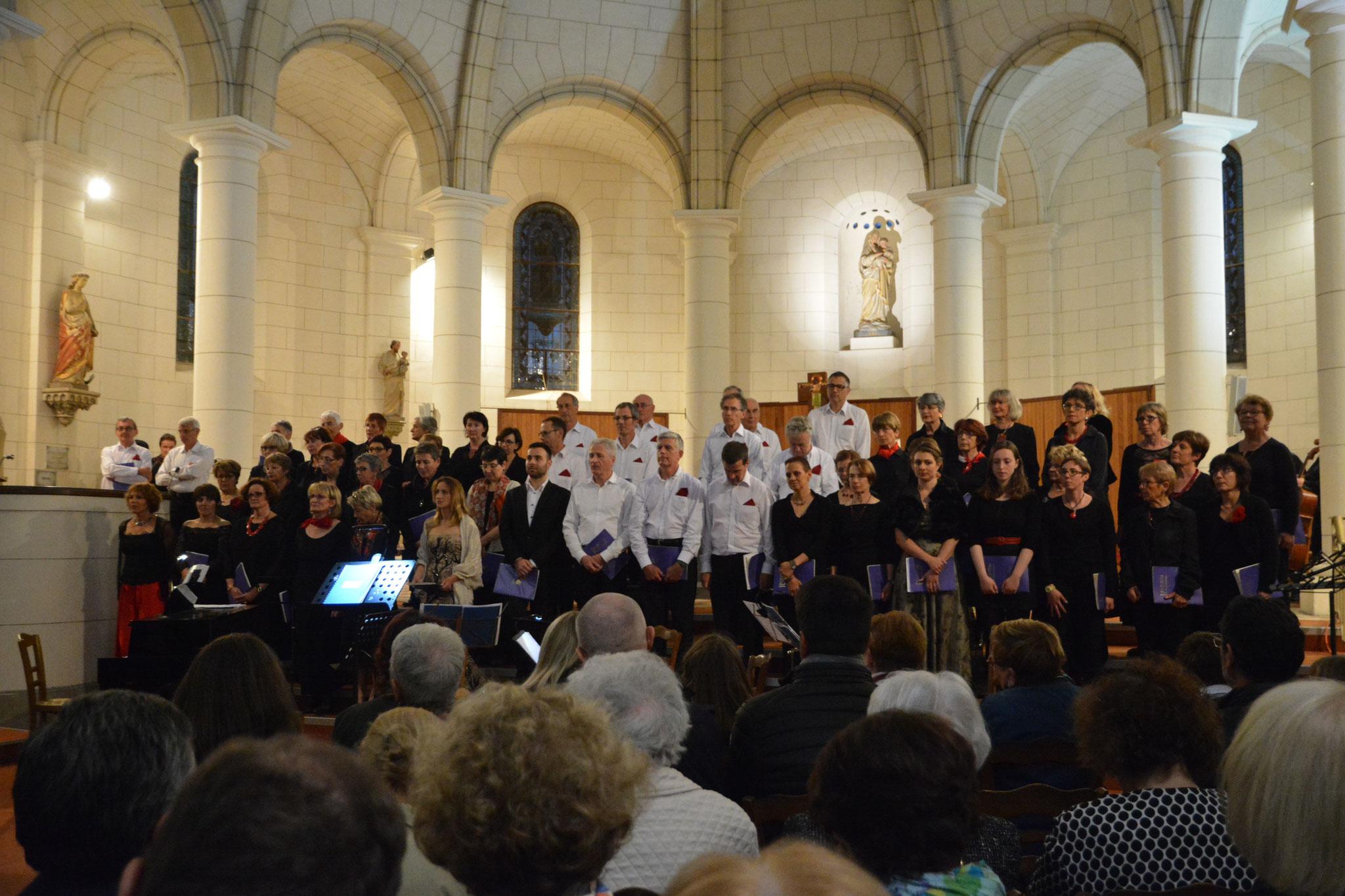 Concert à Chatel Guyon 18 mai 2017