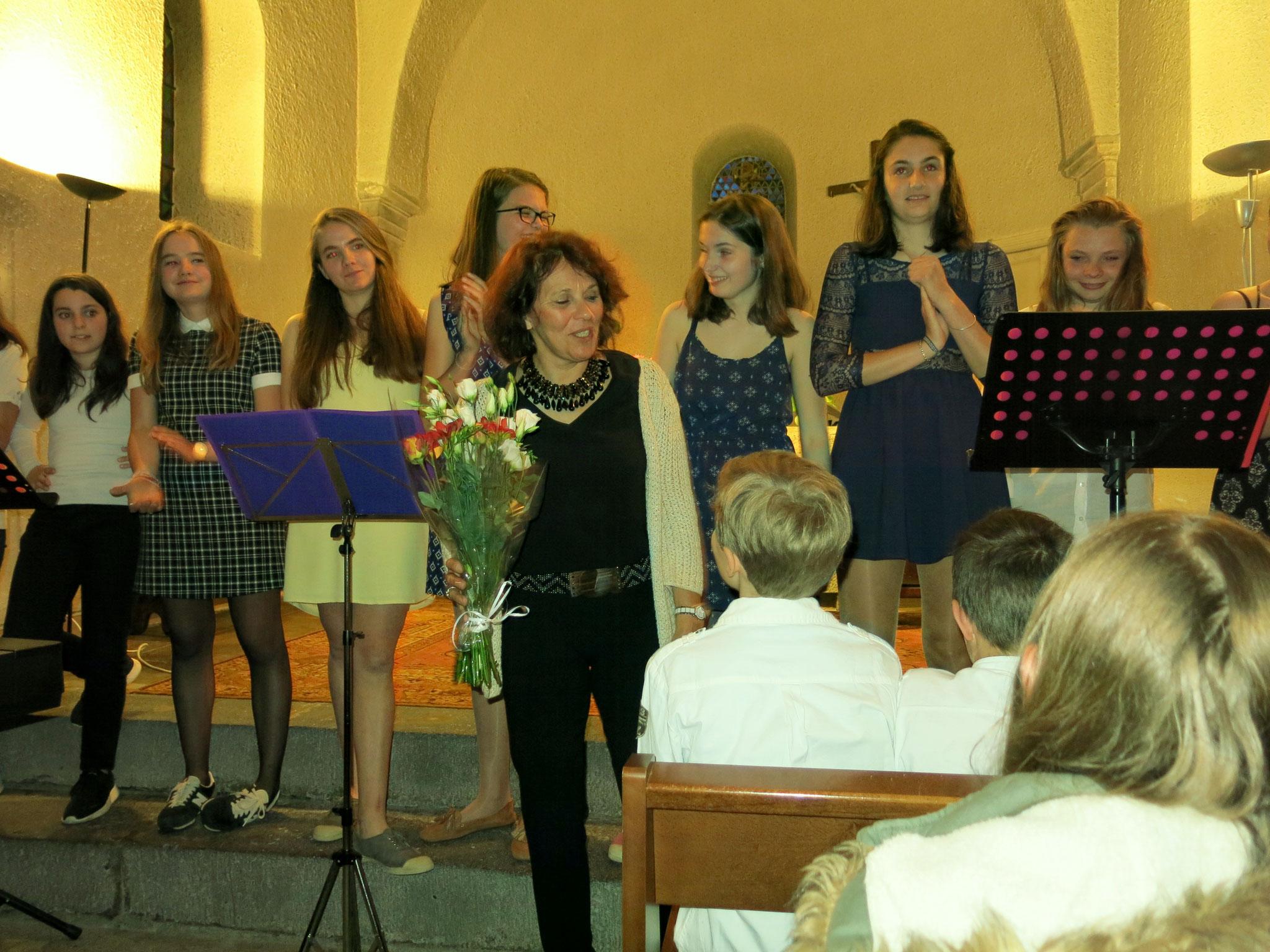 2016 - Concert annuel, en l'église de Durtol