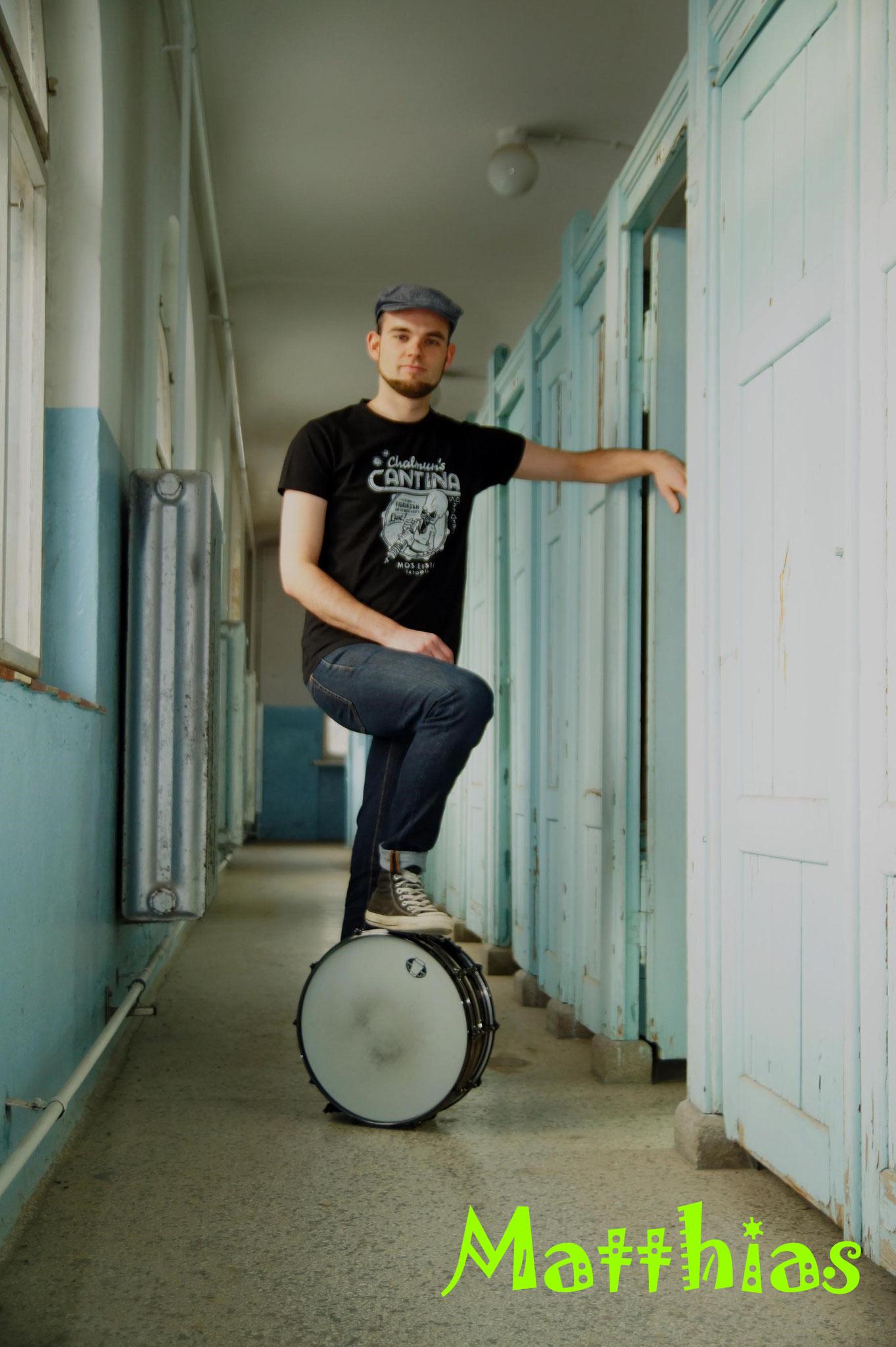 Matthias, 1986, Drum
