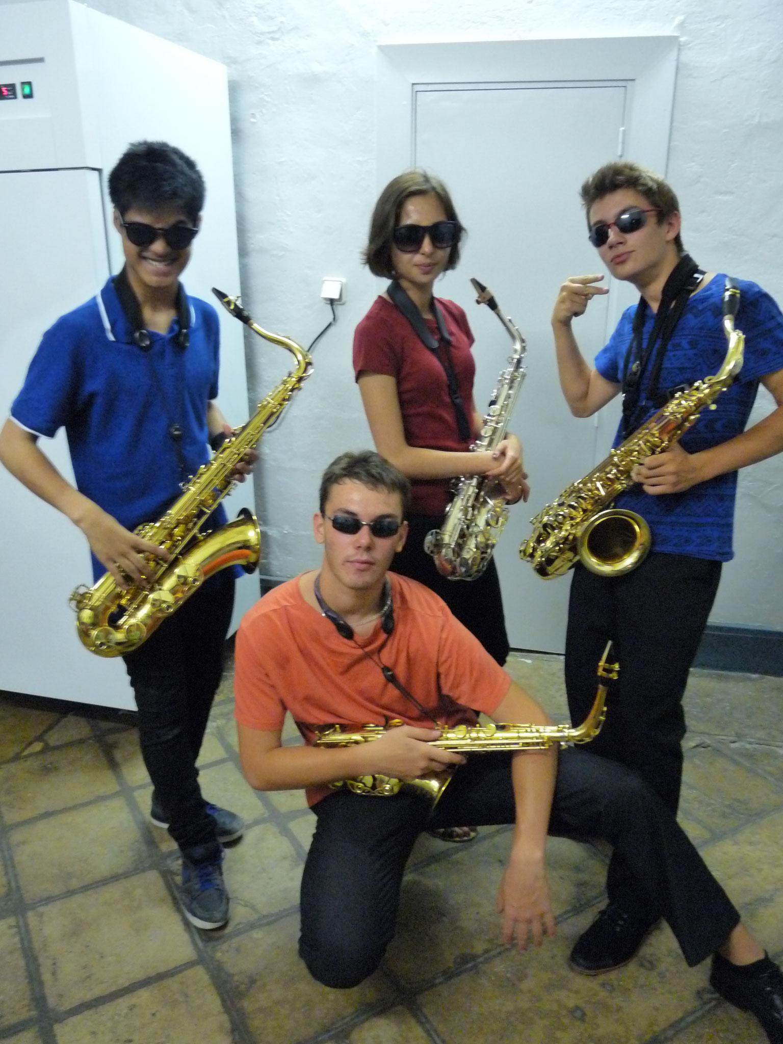 ACADEMY - Bienvenue sur le site du Quatuor Ellipsos !