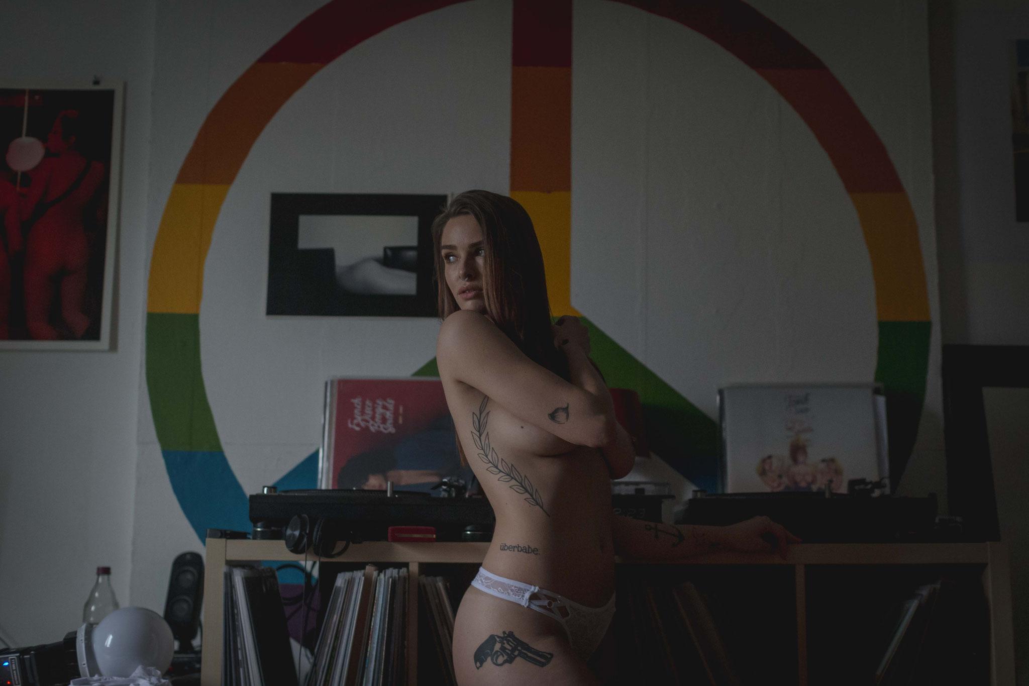 Taesh Seebacher / HMU by Emily Schroeder