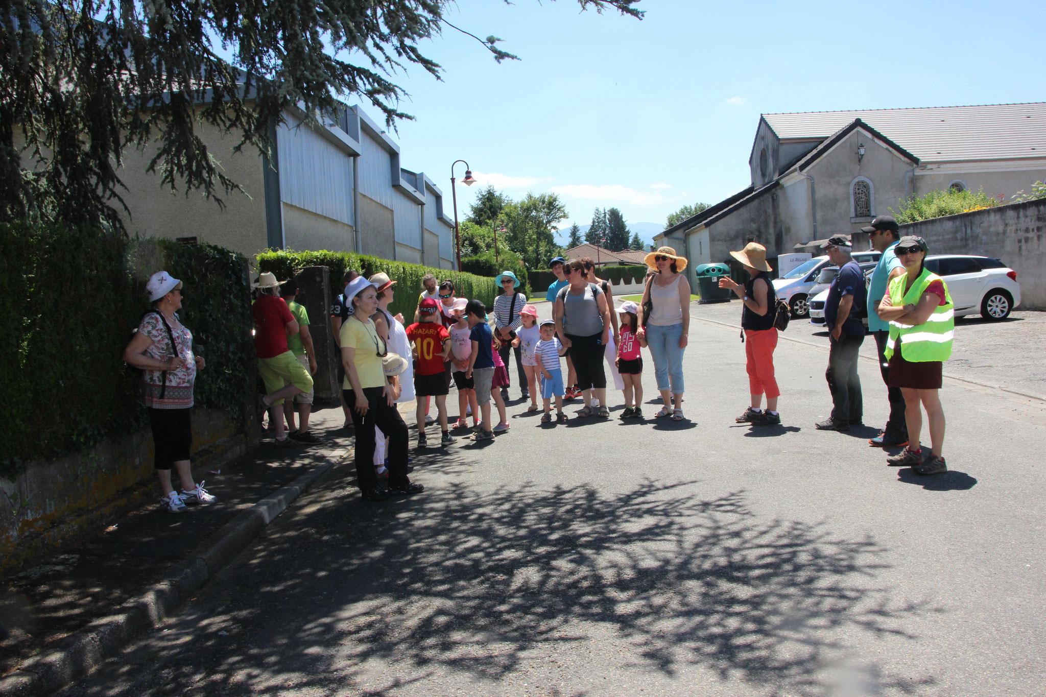 Samedi après midi : jeux organisés par les associations du village