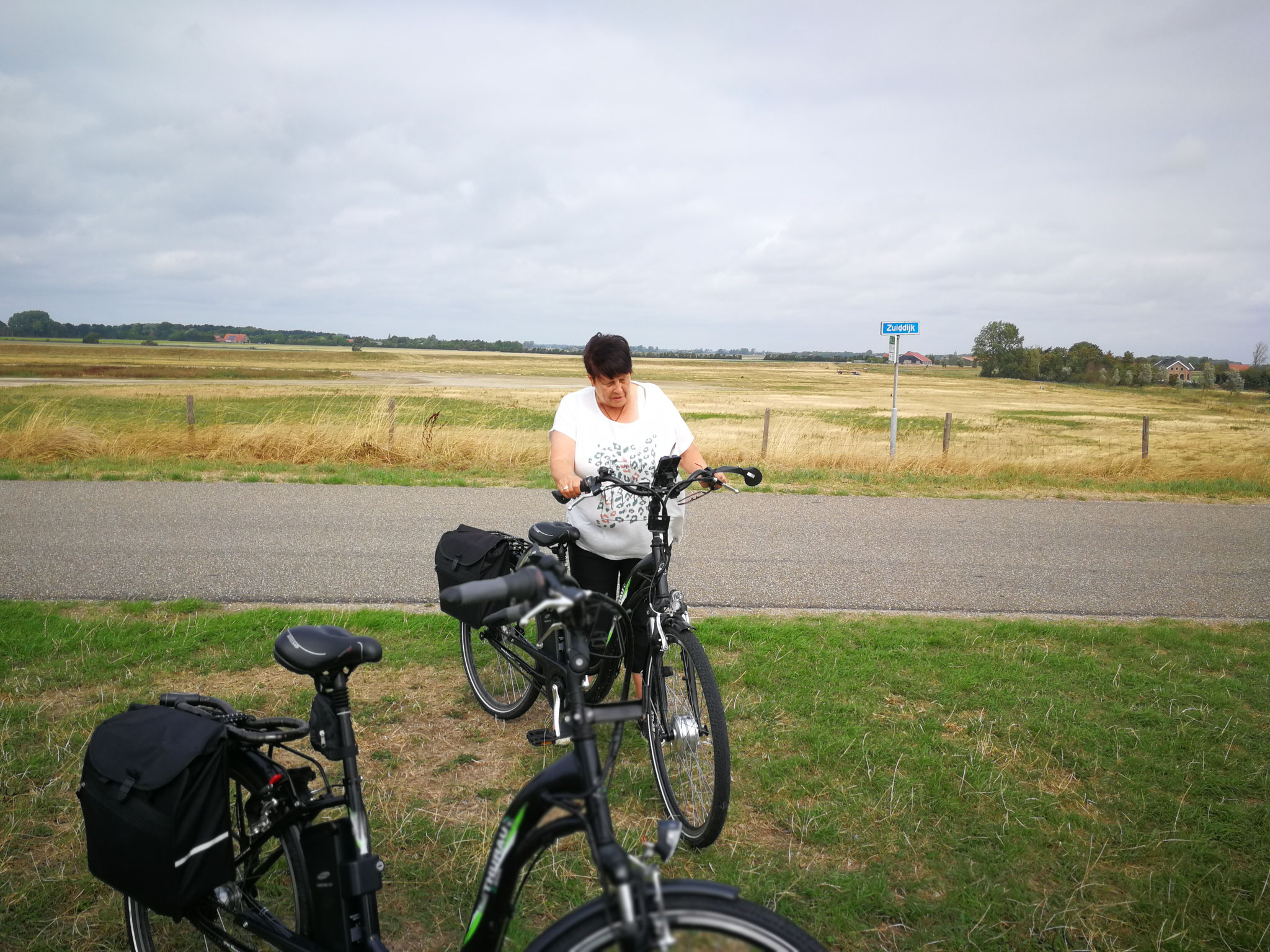 E-Bike-Tour an der Oosterschelde-NL