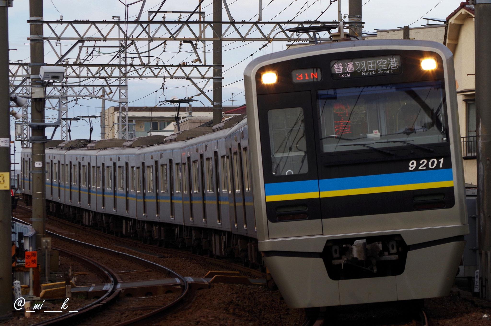 京成グループ標準車体では5タイプ目。北総線でオールマイティに活躍する。