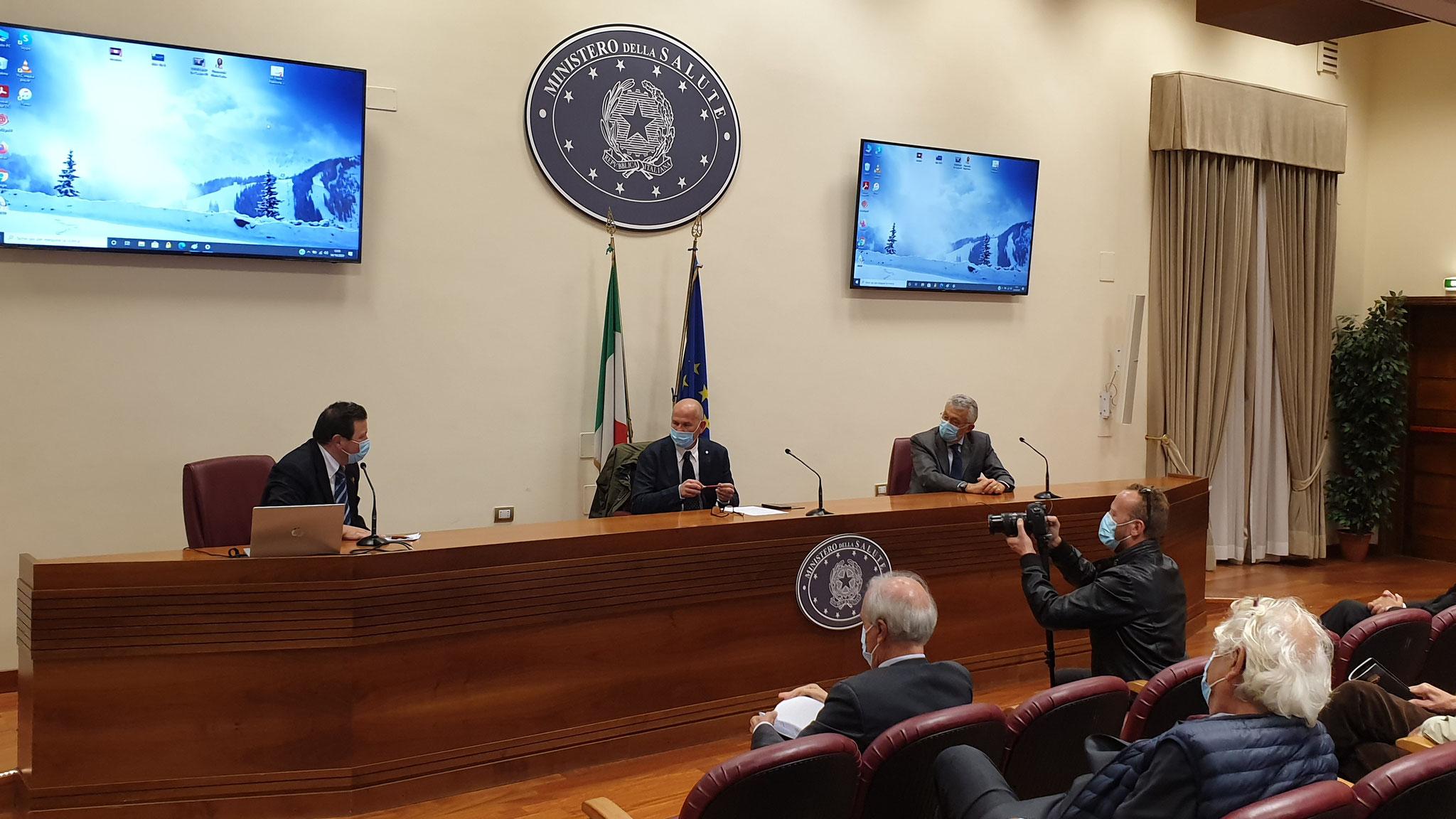 Intervento del Presidente Vicario di Federcarni Stefano Casella