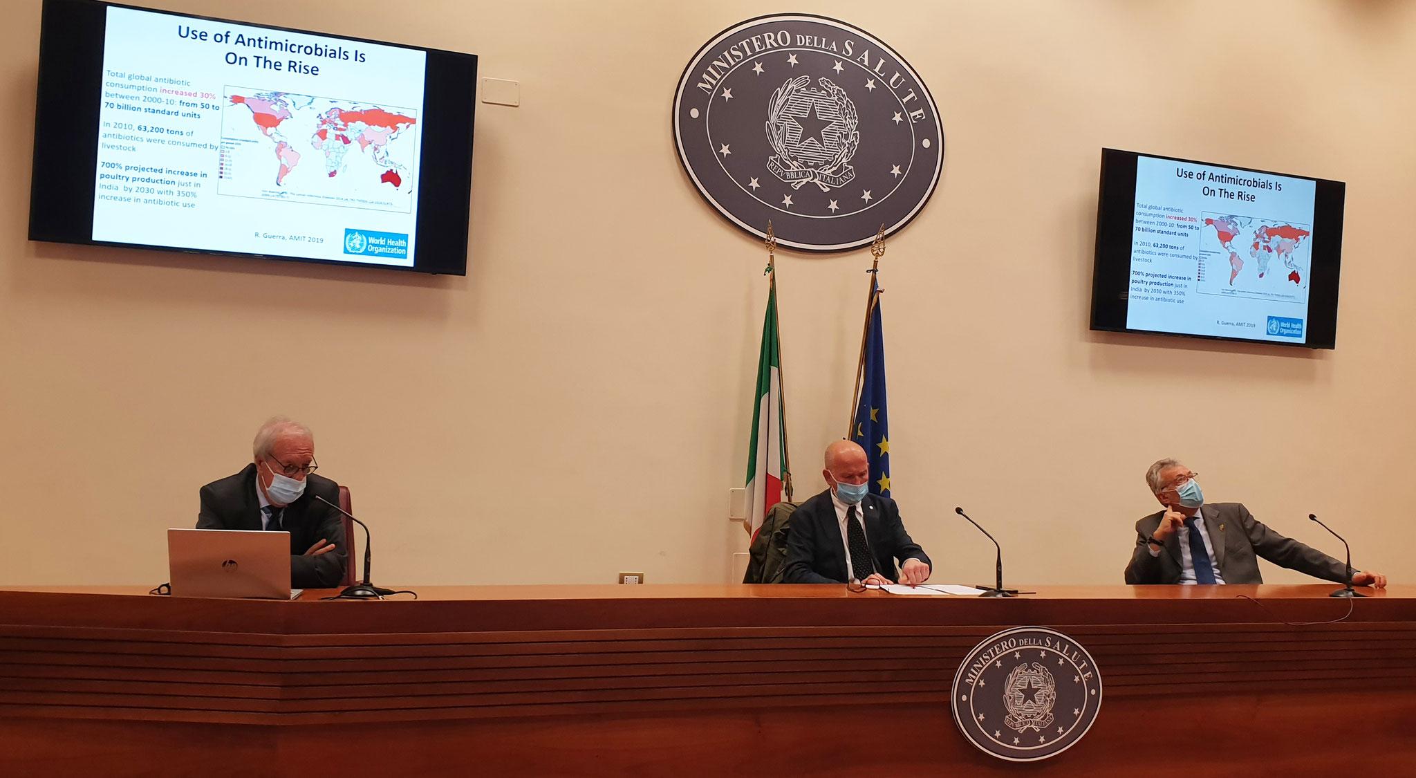Intervento del Prof. Marco Tinelli