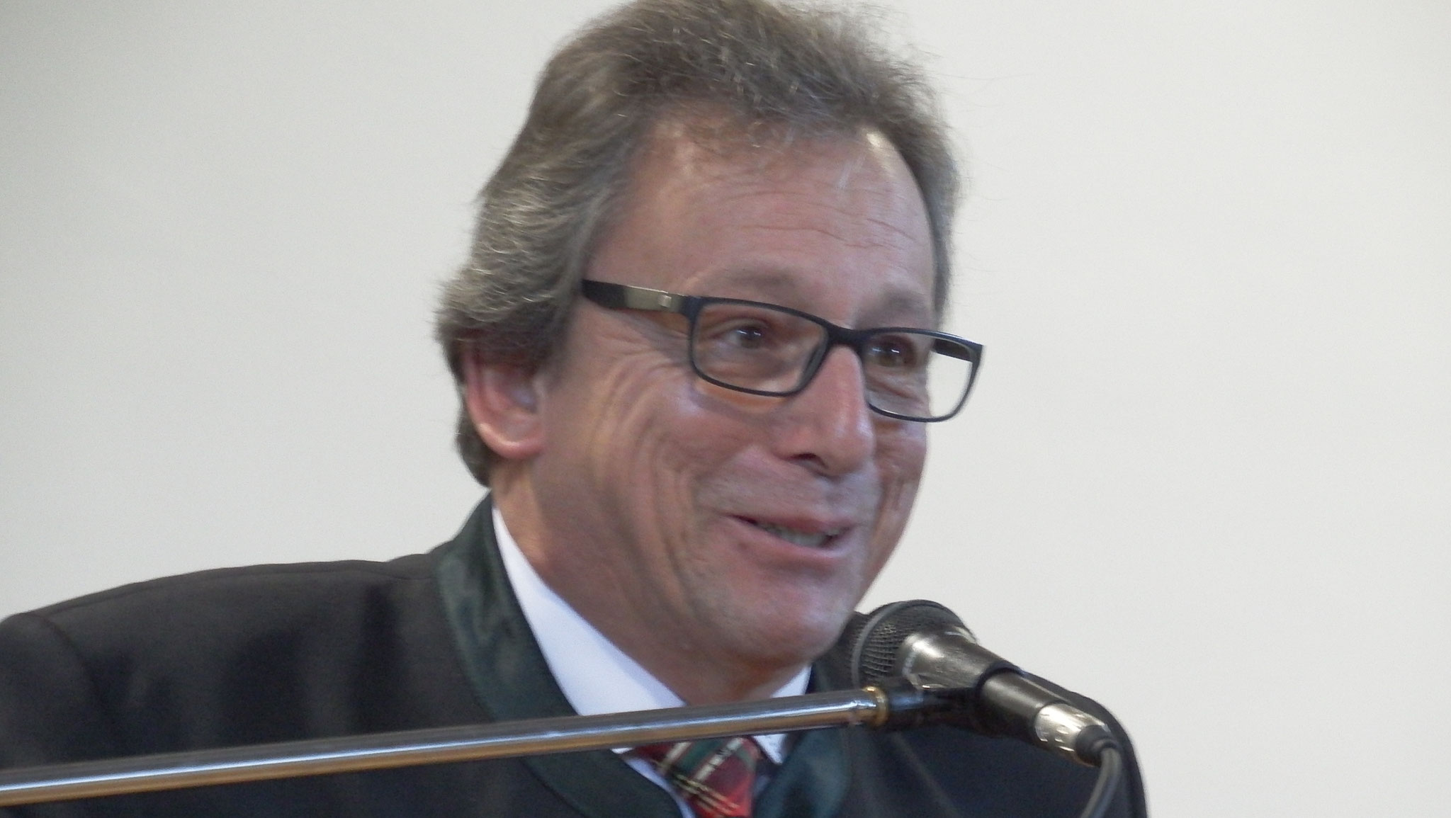 Vorsitzender Hermann Holzinger