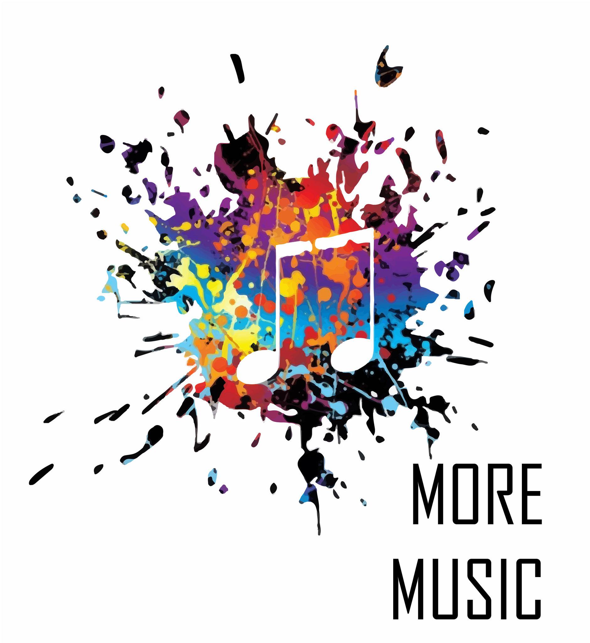 "Logo ""More Music"""