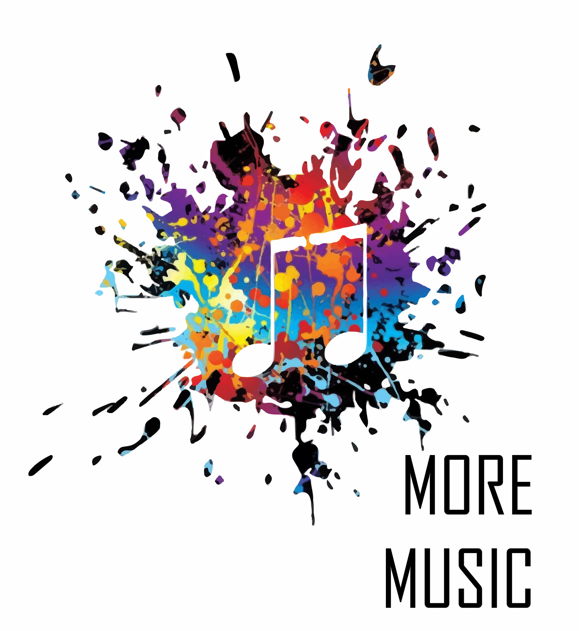 "Logo ""More Music"""