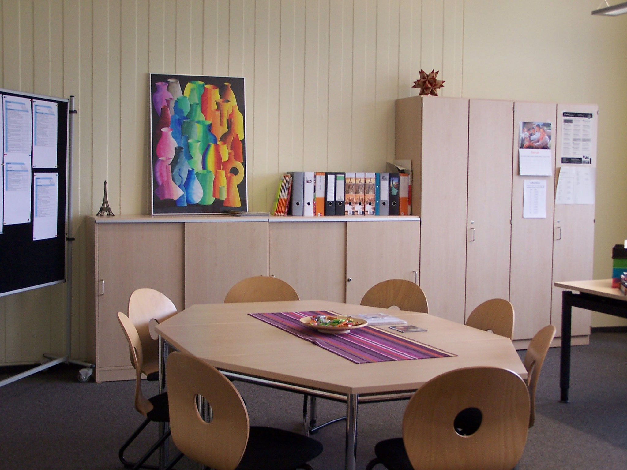 Büro der Schulleitung