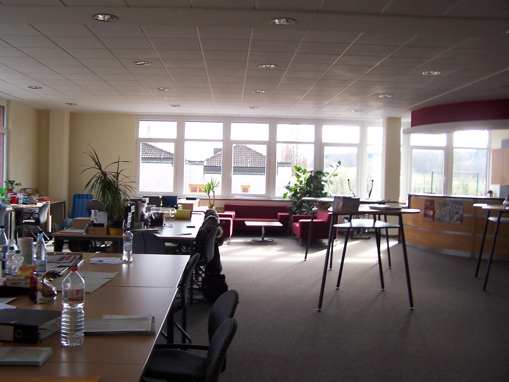 Lehrerzimmer der MPS