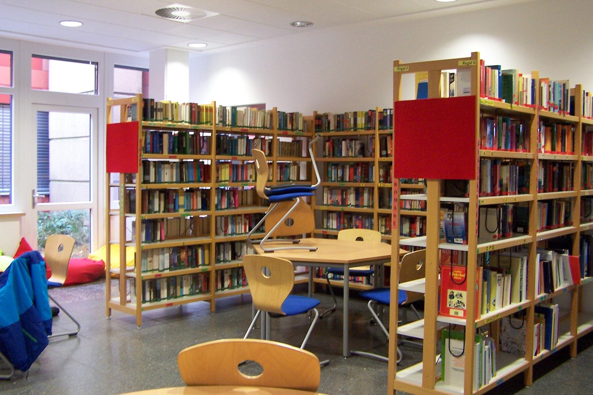 Schulbücherei MPS