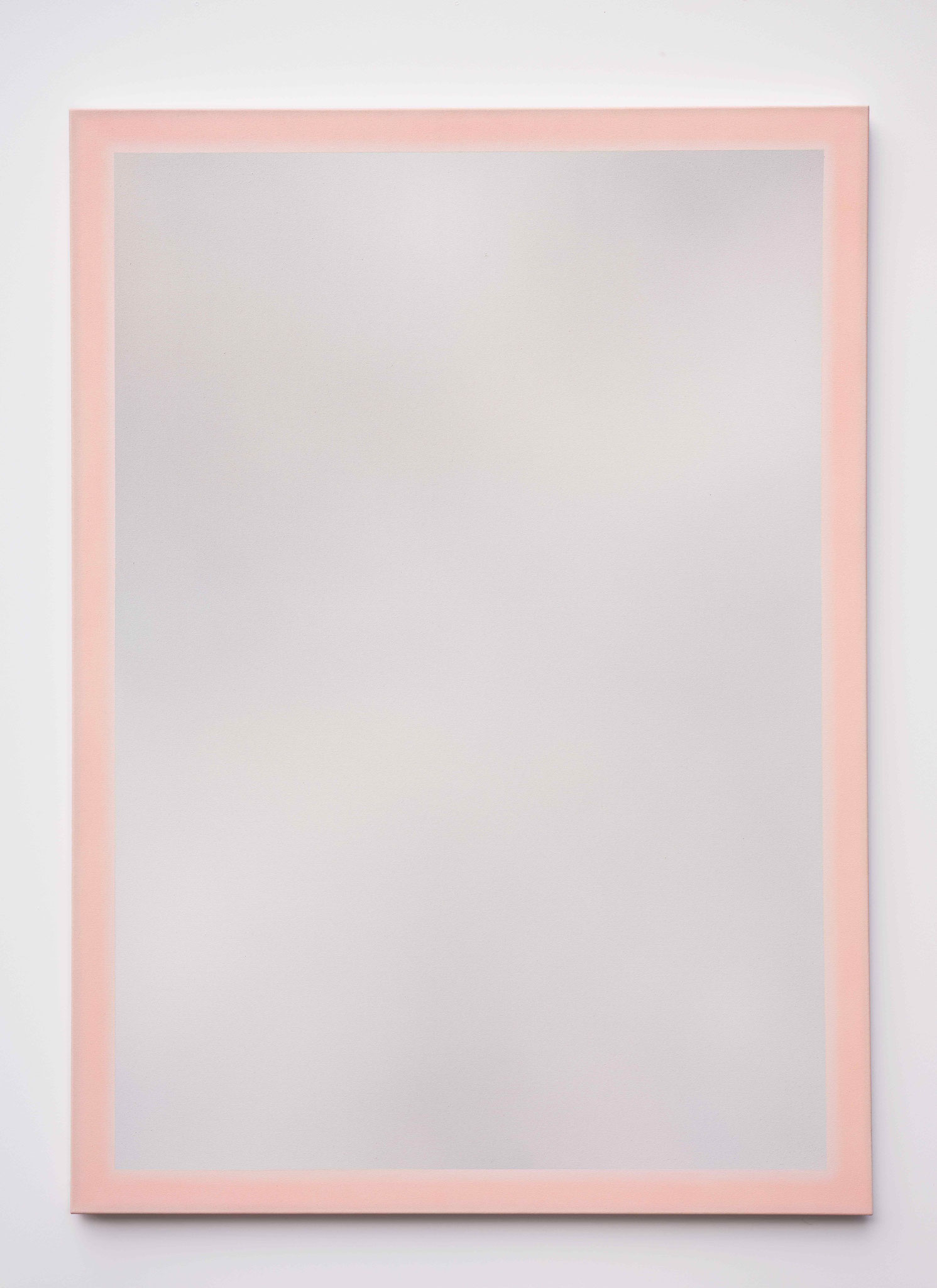 "Alina Birkner ""Untitled (Albedo)"" 2019, 180x130 cm, Acrylic on Canvas"