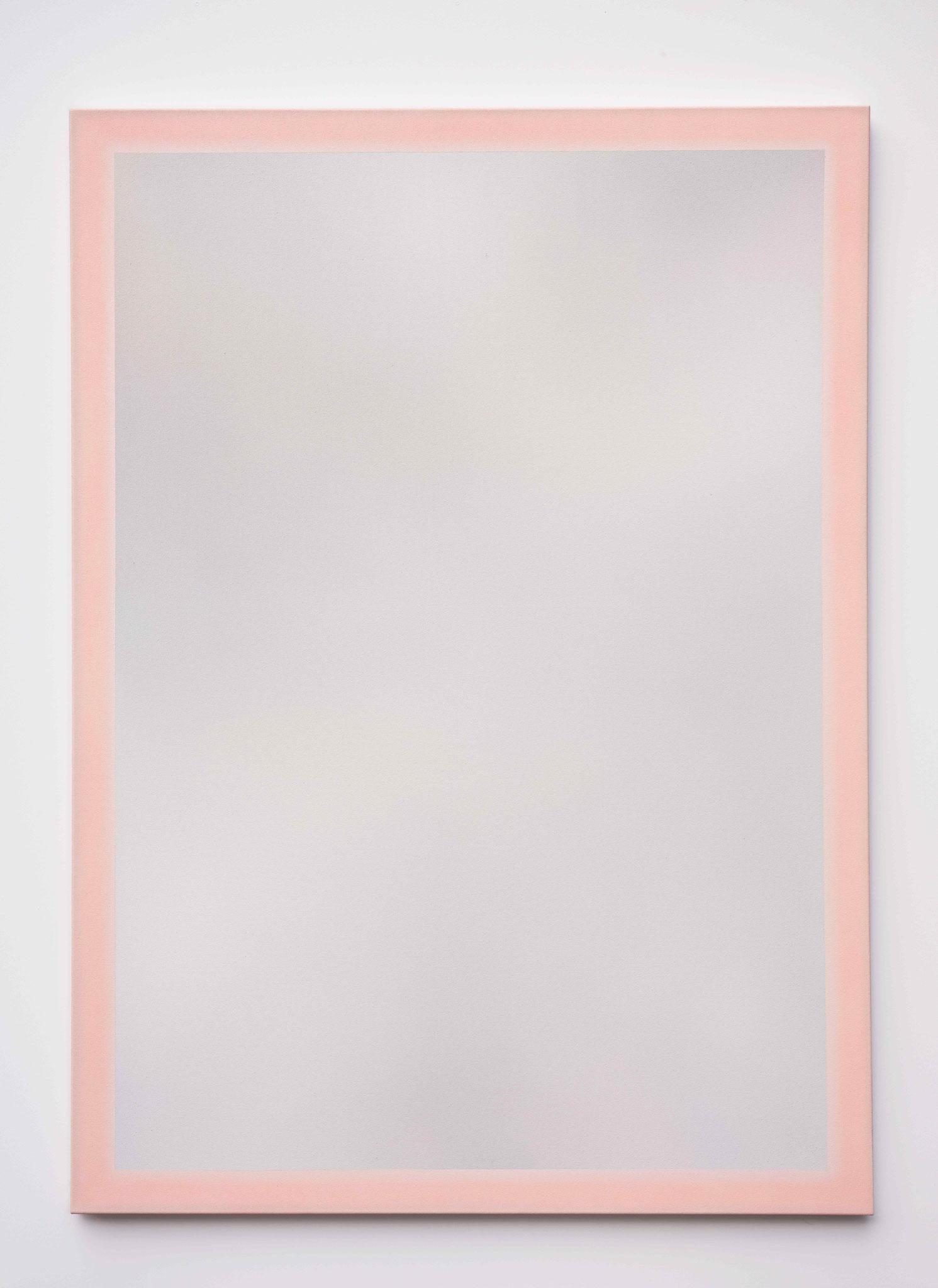 "Alina Birkner ""Untitled (Albedo)"" 2019, 180x130 cm, Acrylic on Canvas"