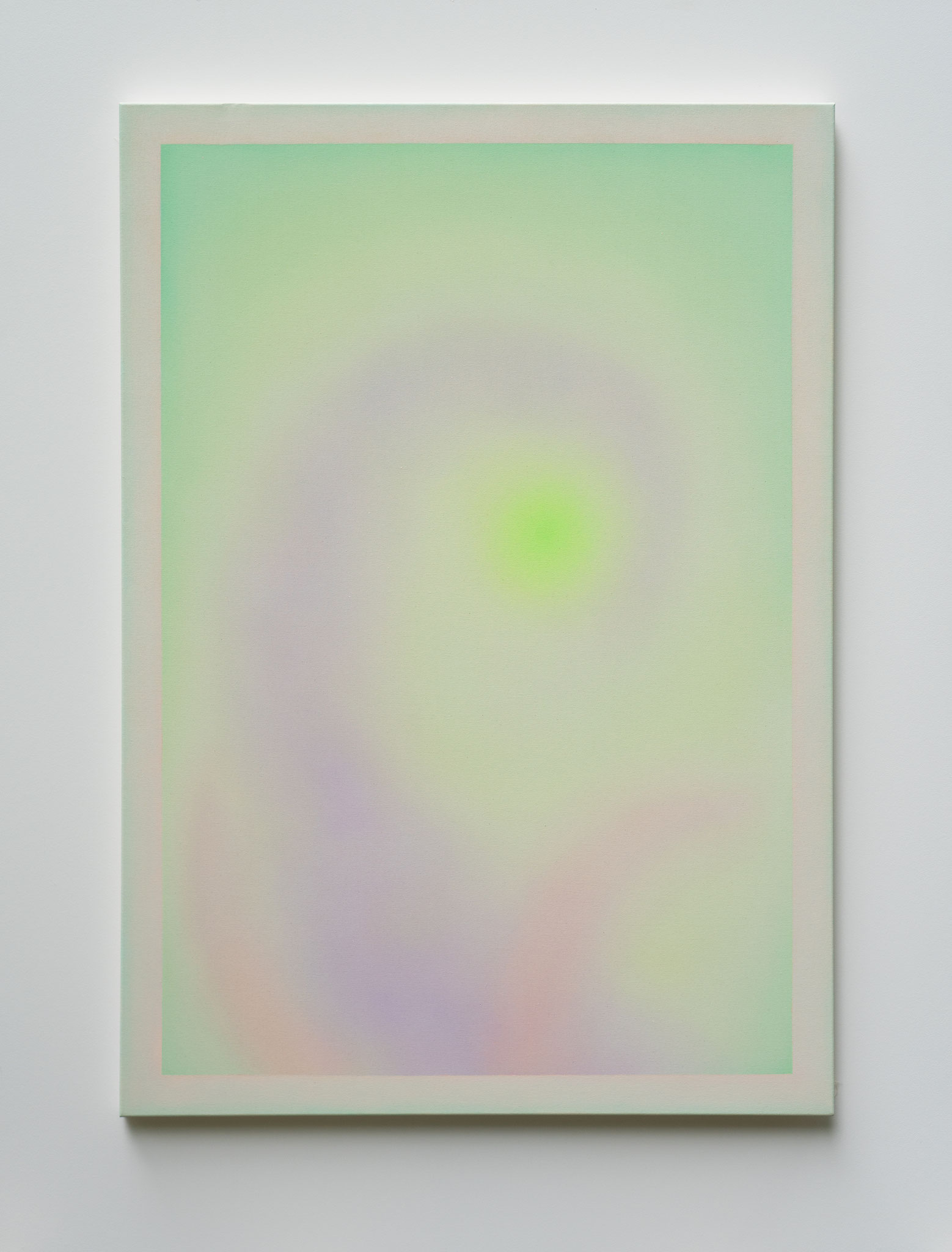 "Alina Birkner ""Untitled (Outer Planet Seedling)"" 2020, 170x120 cm, Acrylic on Canvas"