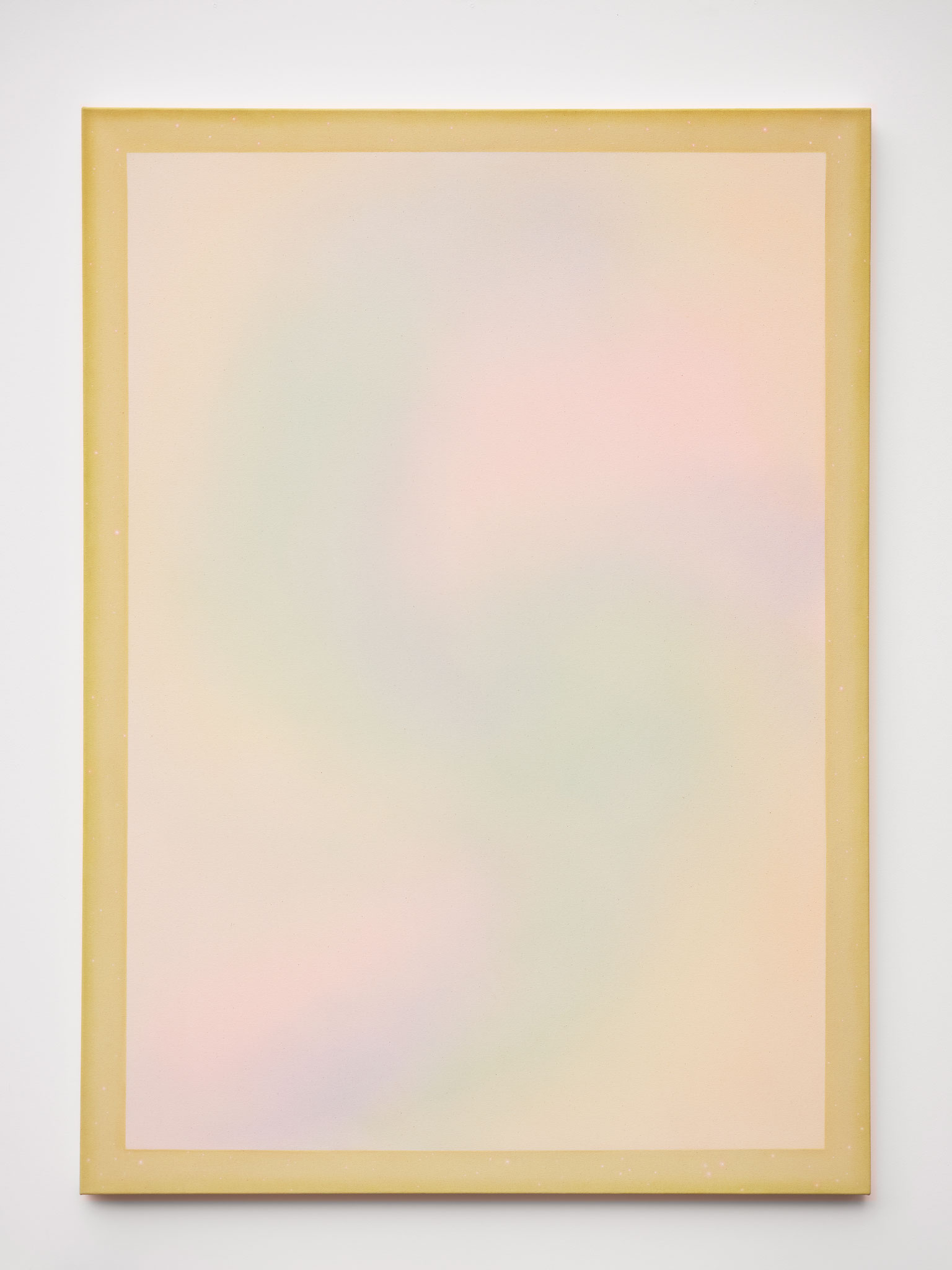 "Alina Birkner ""Untitled (Moonlight under my skin)"" 2018, 170x120 cm, Acrylic on Canvas"