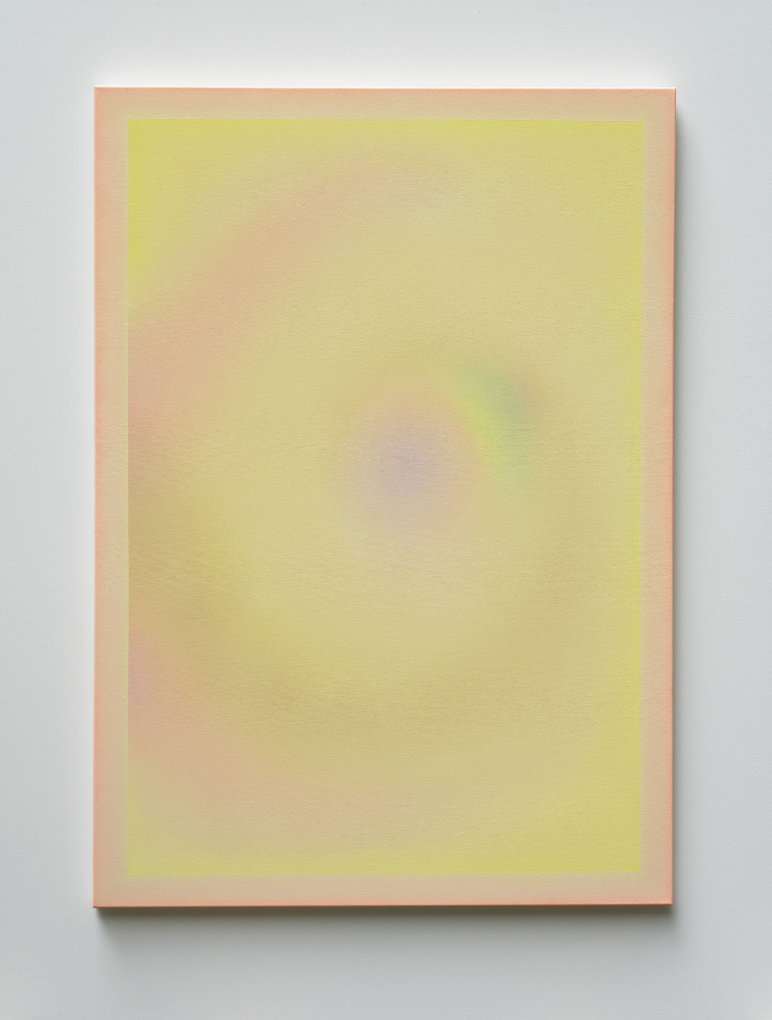 "Alina Birkner ""Untitled (Spherical Breath)"" 2020, 170x120 cm, Acrylic on Canvas"