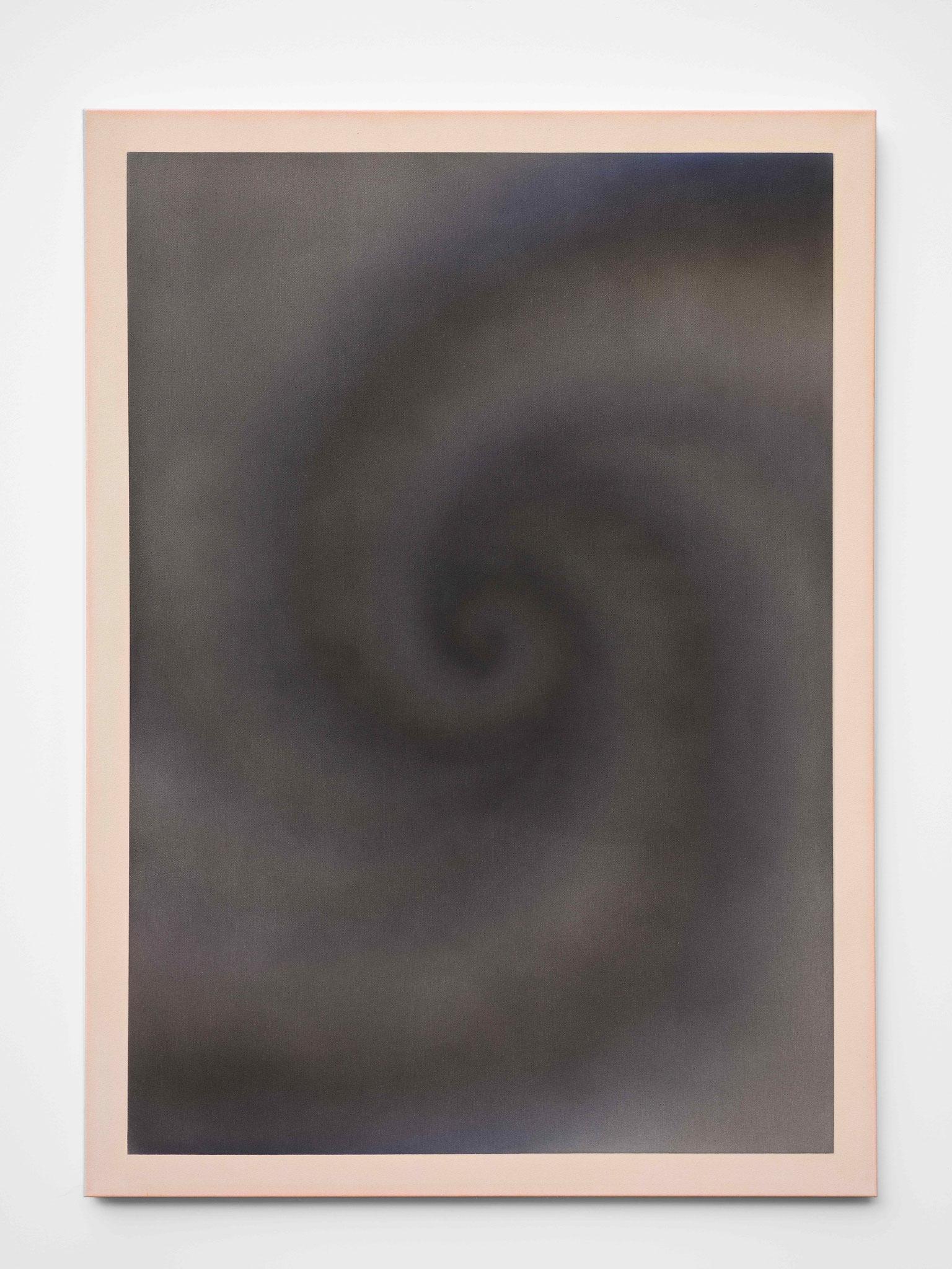 "Alina Birkner ""Untitled (Nigredo)"" 2019, 180x130 cm, Acrylic on Canvas"