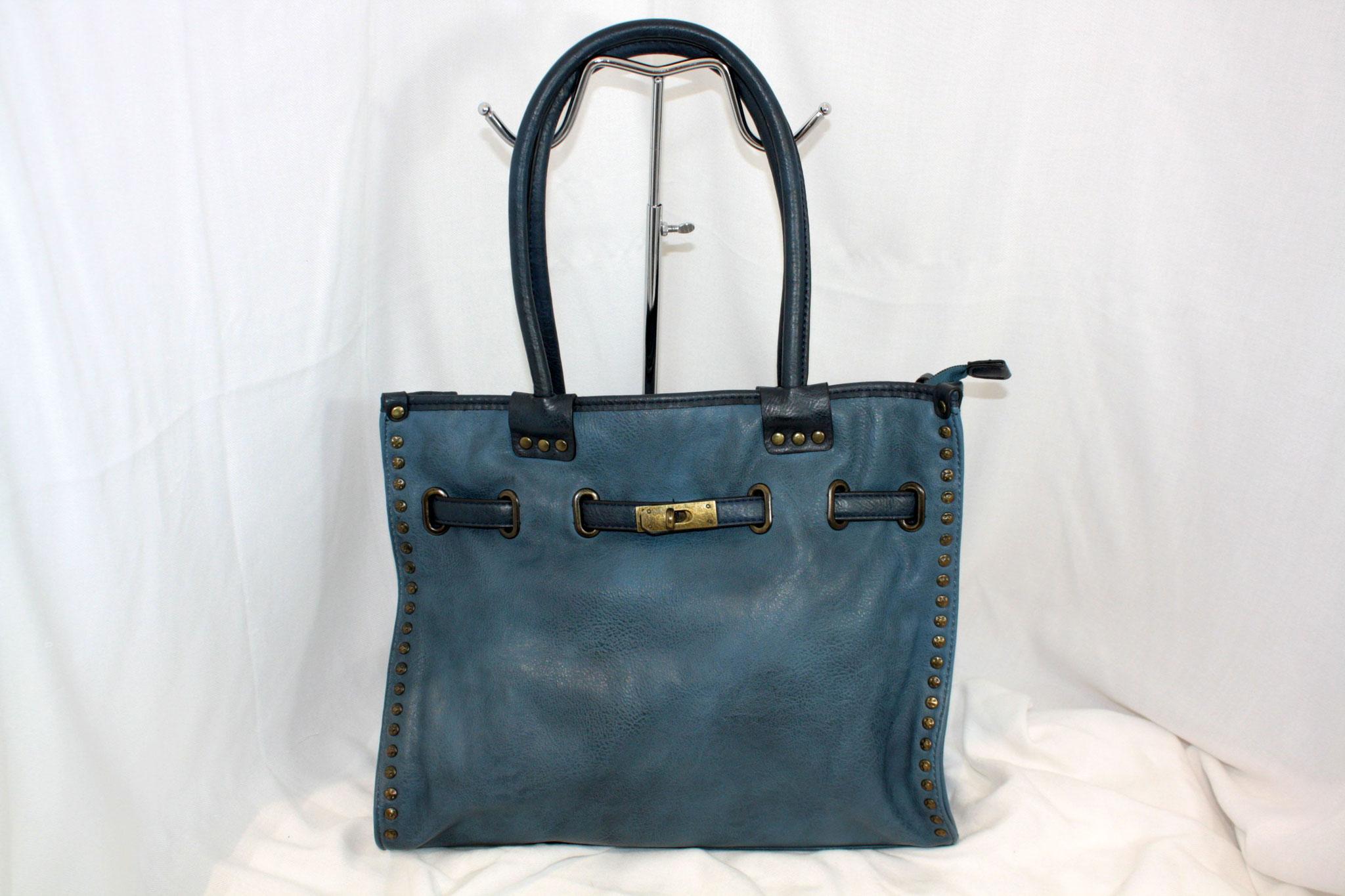 Tasche 123-T-046 blau